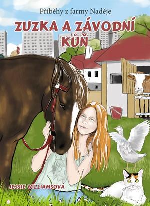 Zuzka a závodní kůň