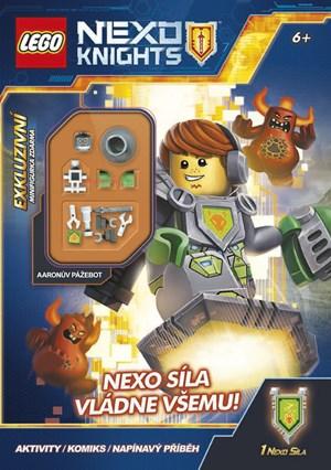 LEGO® NEXO KNIGHTS™ NEXO síla vládne všemu! | kolektiv