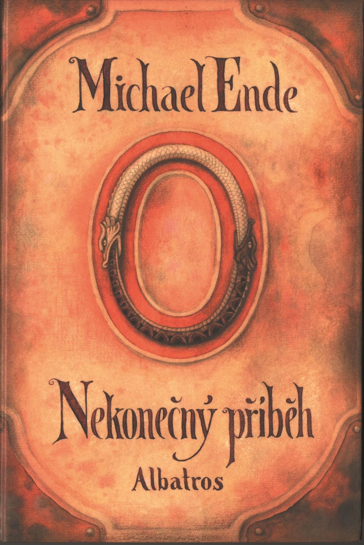 Nekonečný příběh | Michael Ende, František Skála ml.