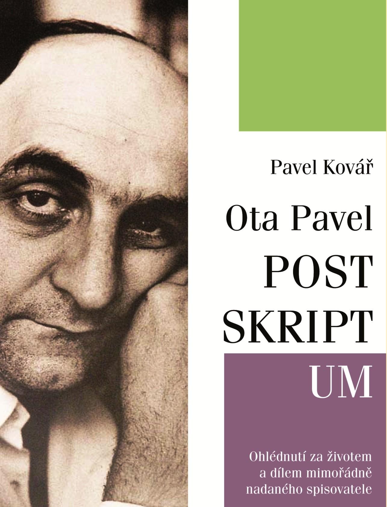 Ota Pavel: POSTSKRIPTUM | Pavel Kovář