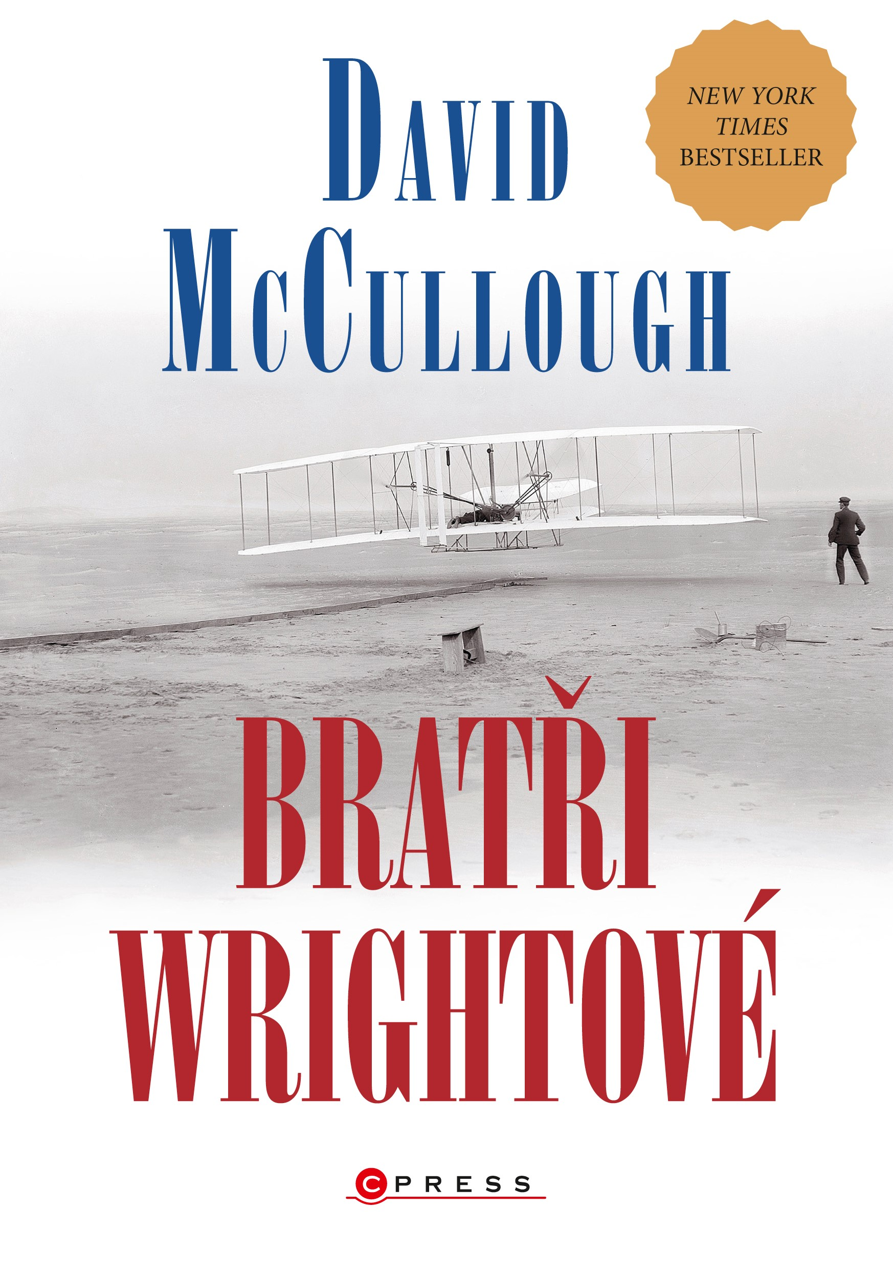 Bratři Wrightové | David McCullough