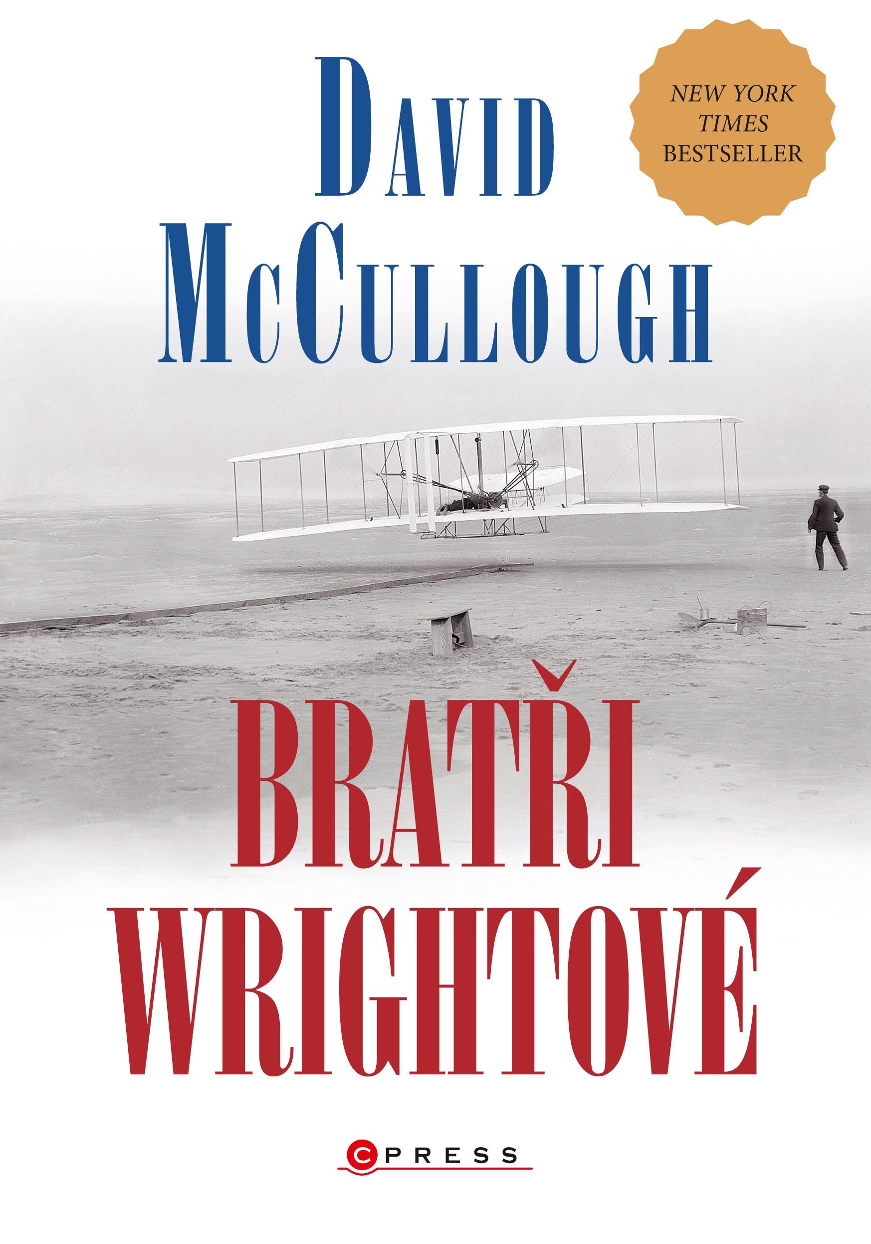 Bratři Wrightové | David McCullough
