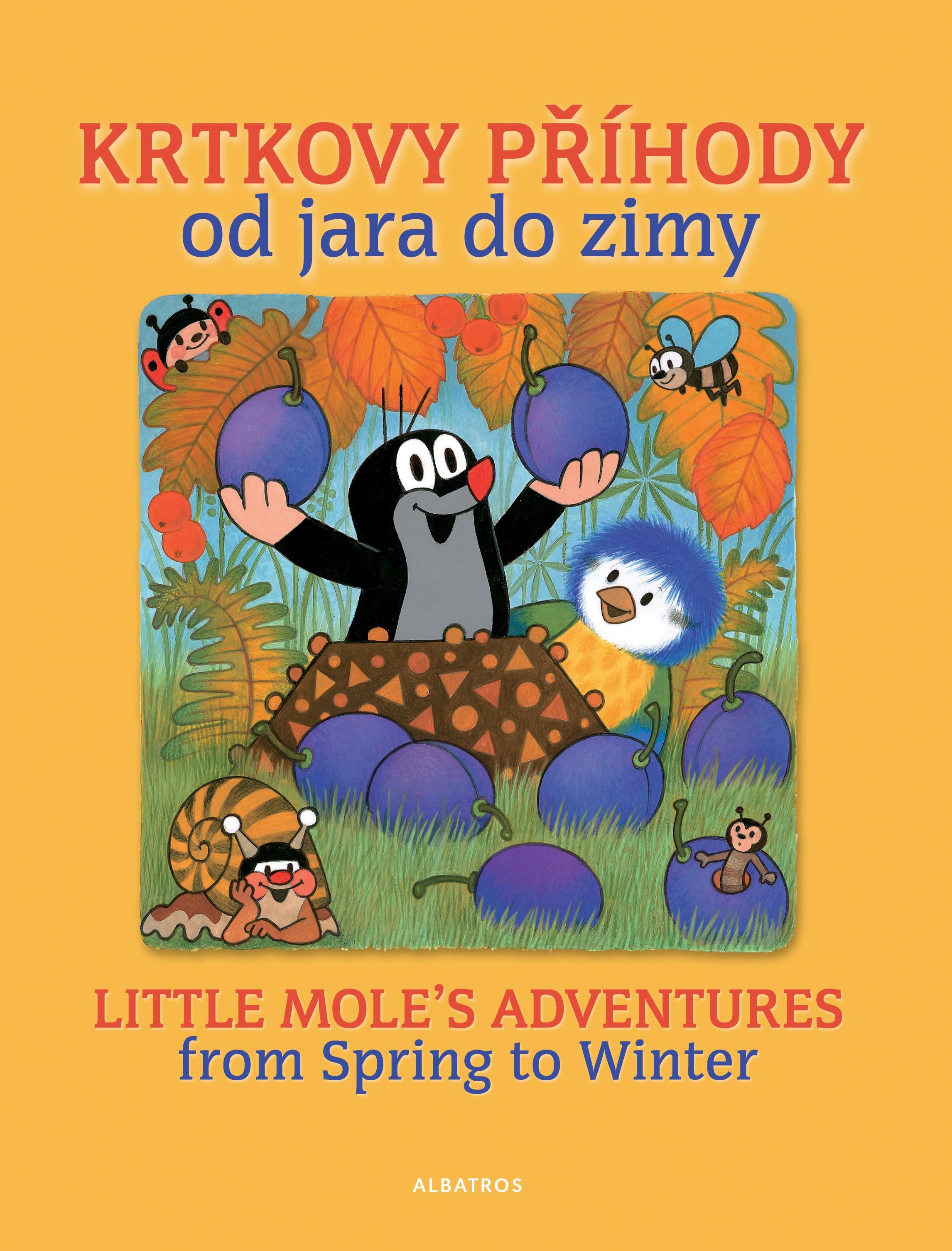 Krtkovy příhody od jara do zimy | Zdeněk Miler, Hana Doskočilová, Kateřina Miler