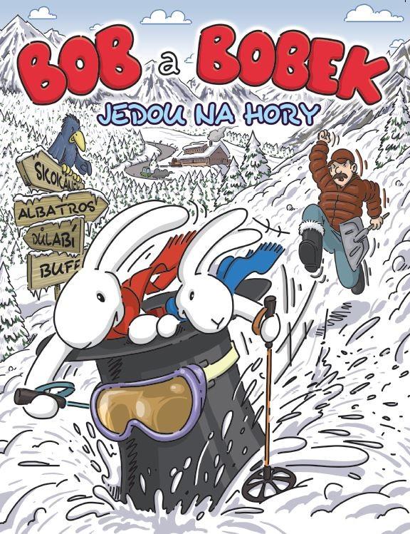 Bob a Bobek jedou na hory | ŽKV