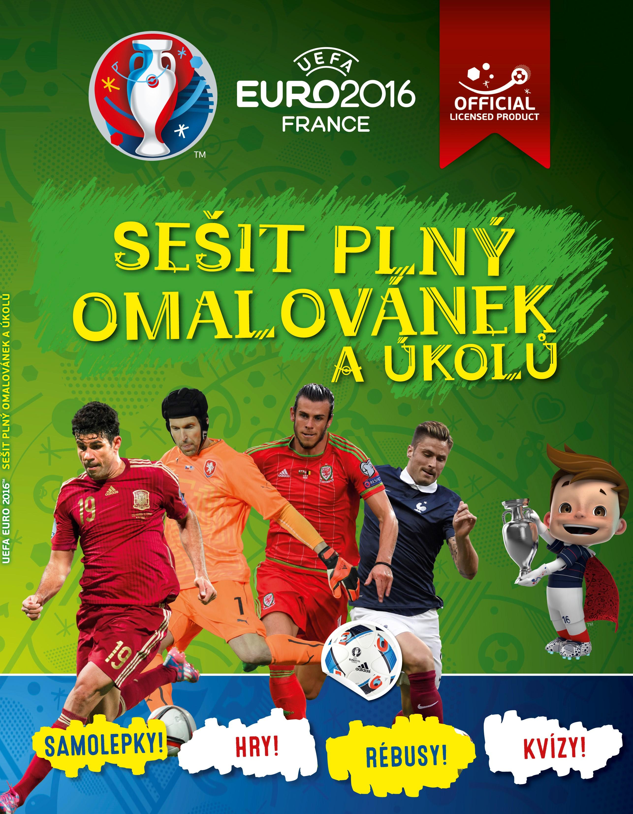 EURO 2016 – knížka aktivit   ŽKV