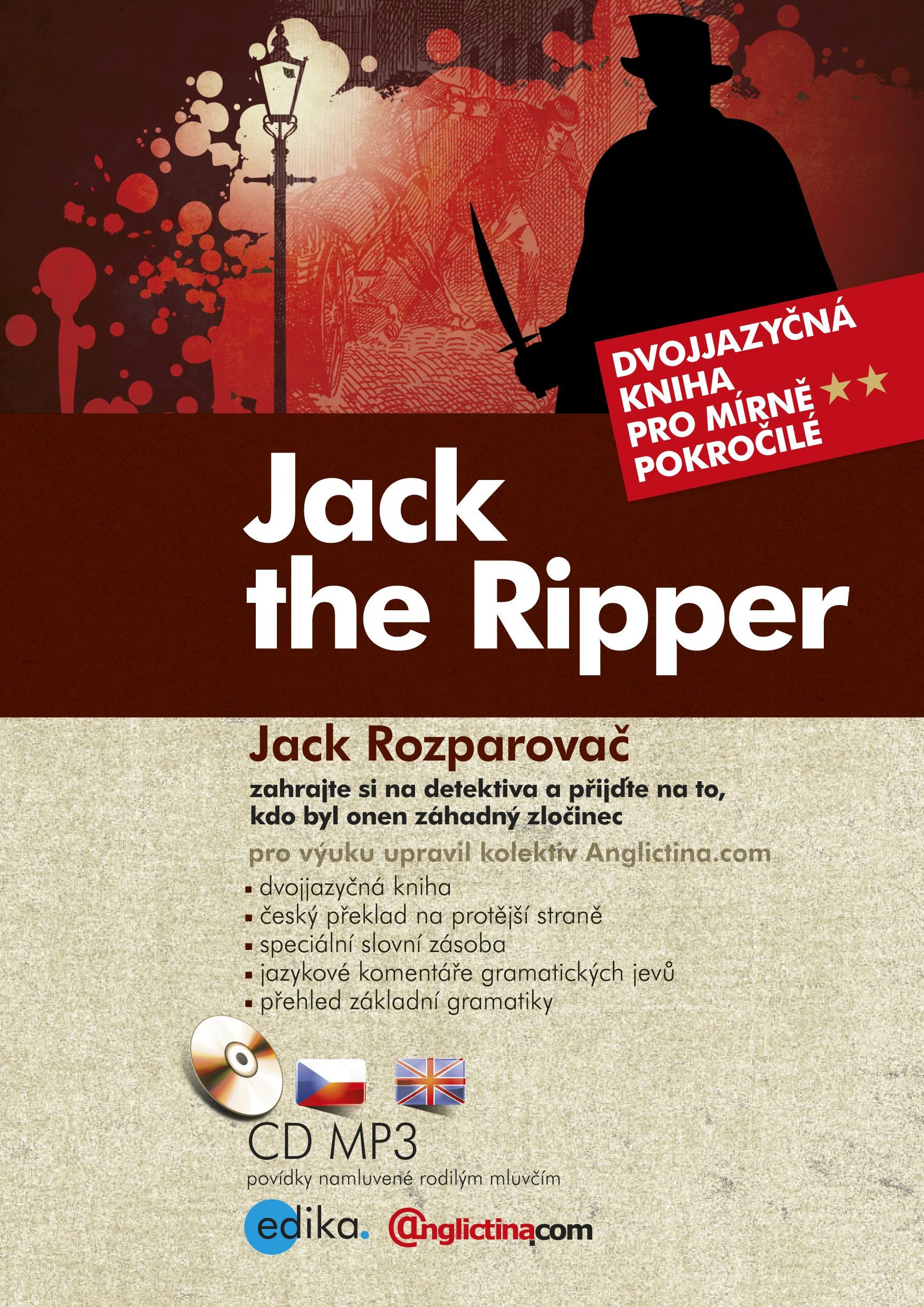 Jack Rozparovač | Anglictina.com