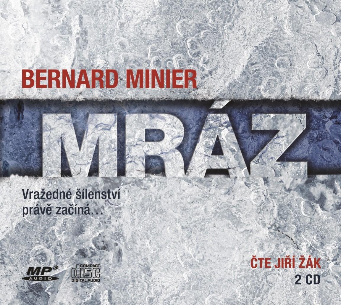 Mráz (audiokniha) | Bernard Minier