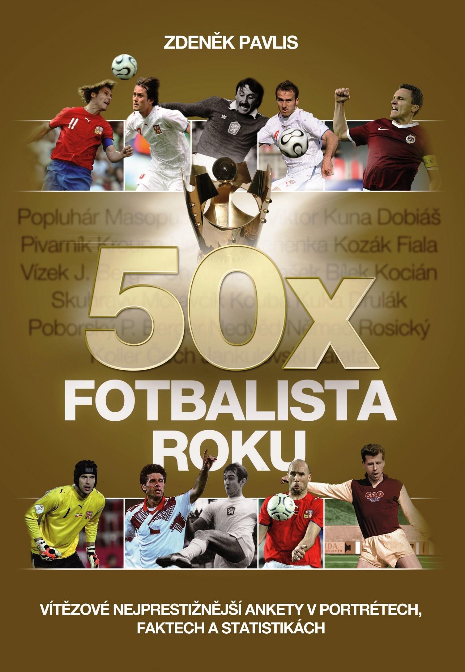 50x Fotbalista roku | Zdeněk Pavlis