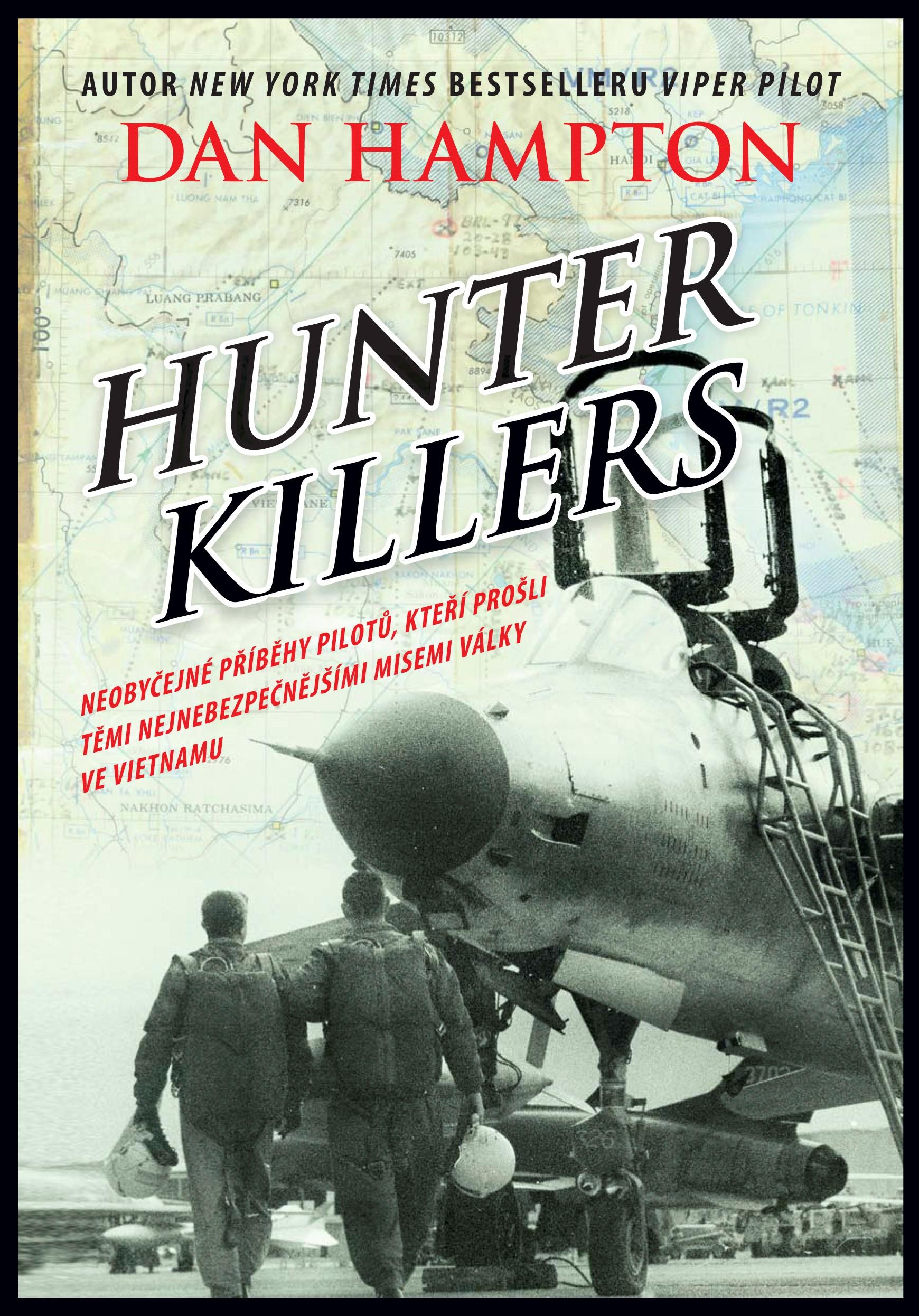 Hunter Killers | Dan Hampton