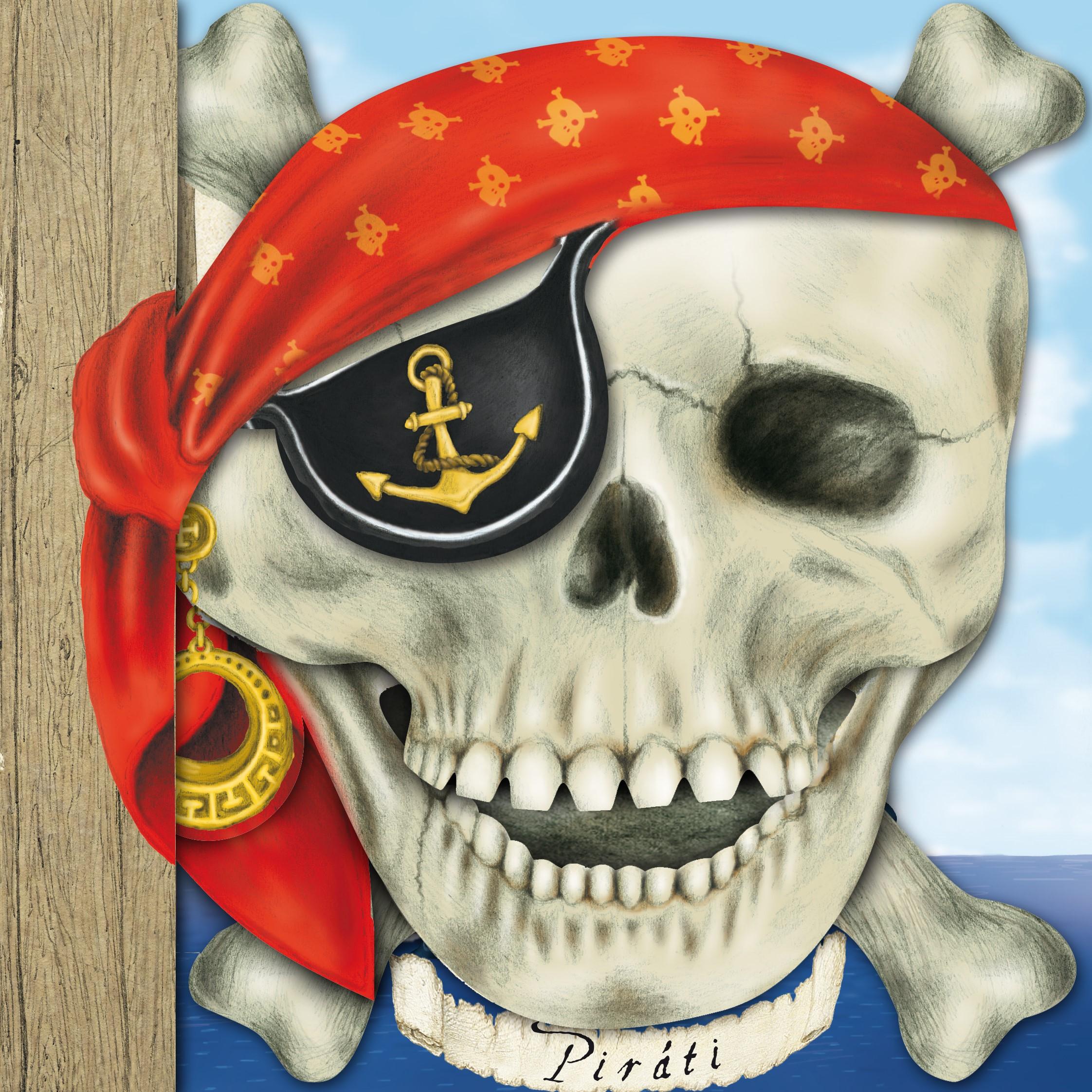 Poklad Kulhavého Jacka - Piráti   Oldřich Růžička