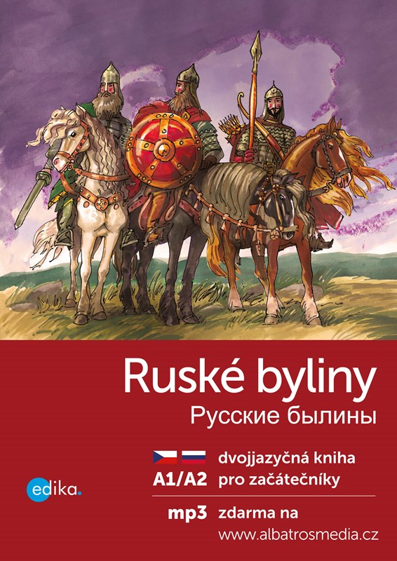 Ruské byliny A1/A2 | Jana Hrčková