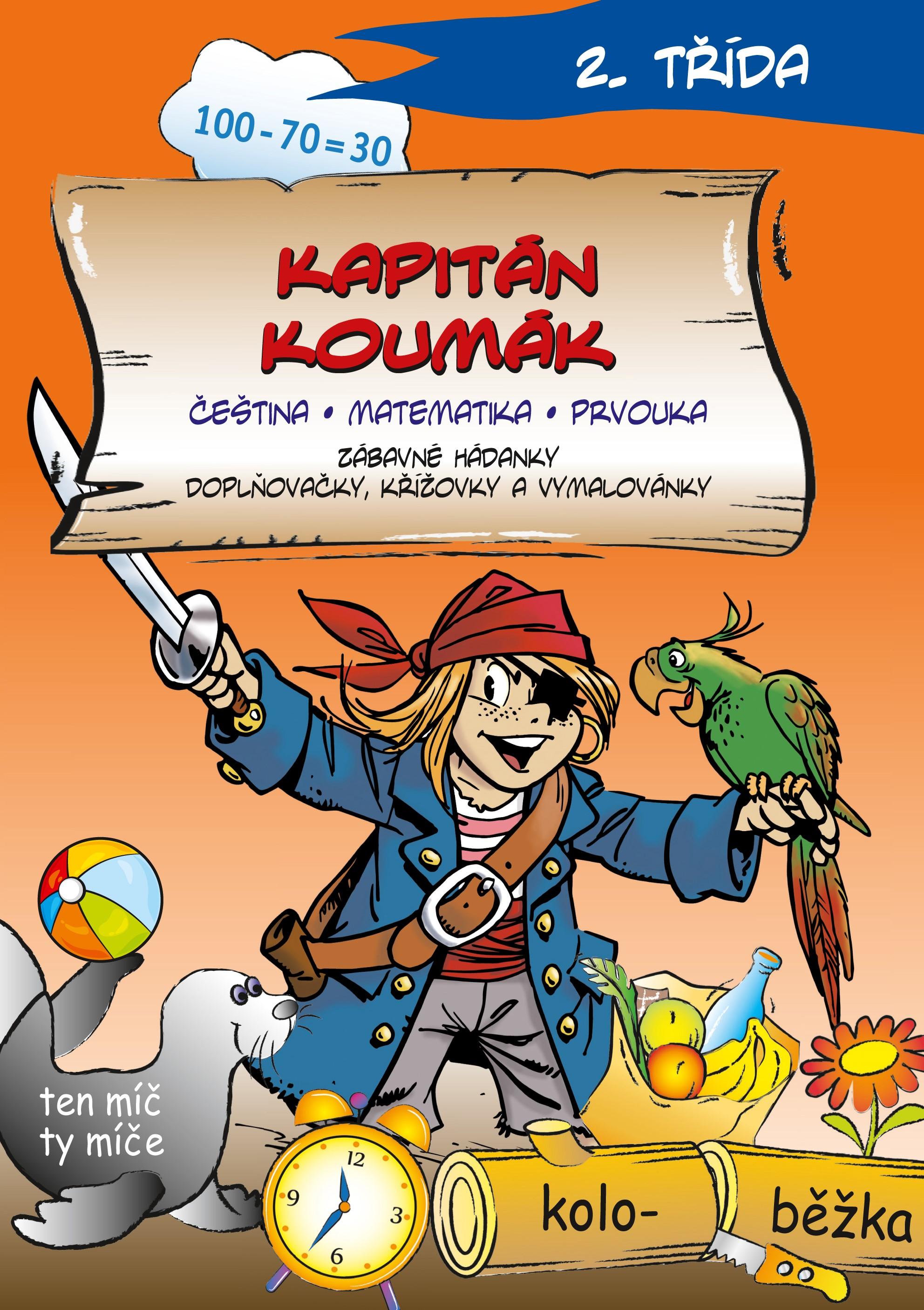 Kapitán Koumák | Sandra Hummel