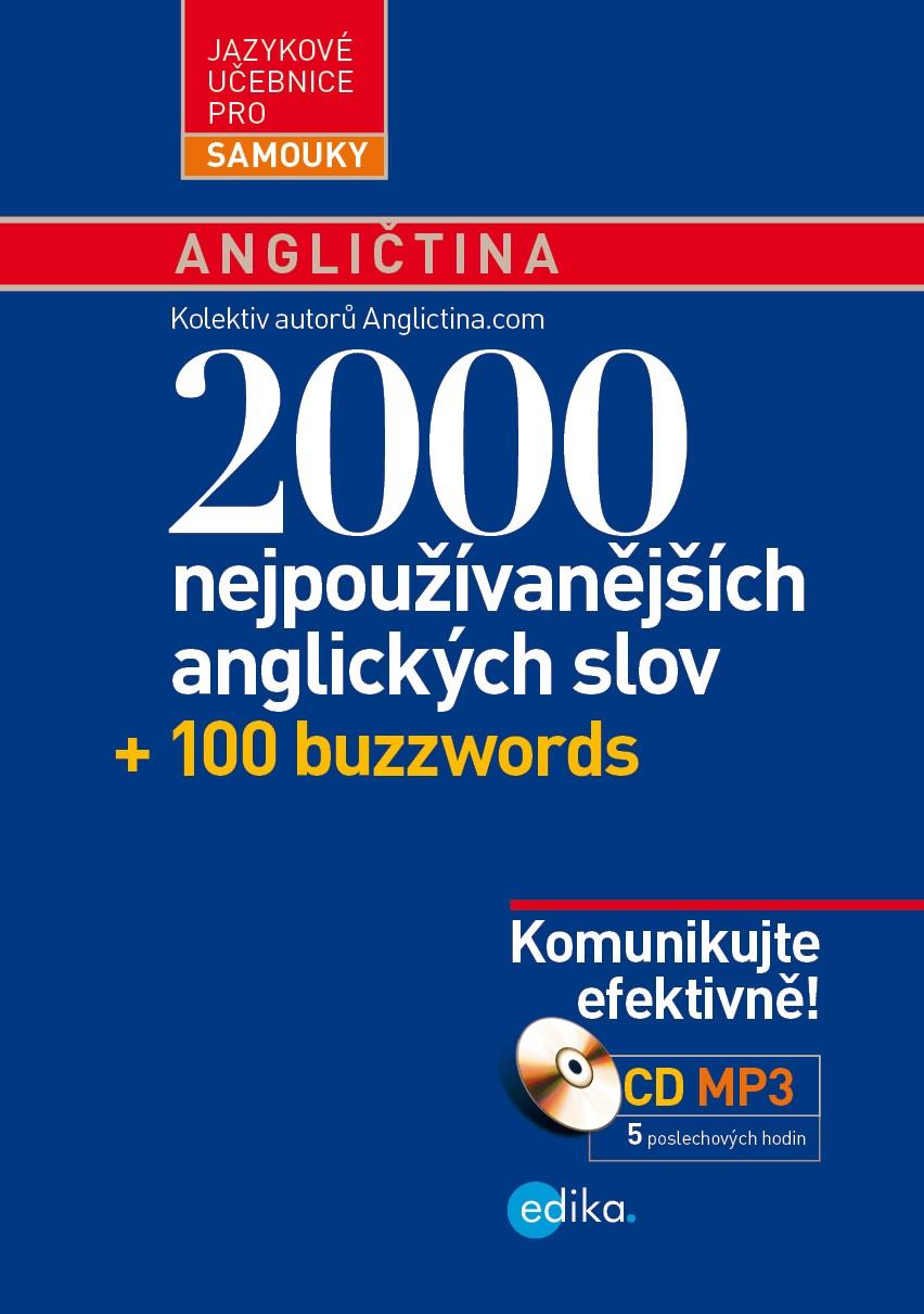 2000 nejpoužívanějších anglických slov | Anglictina.com