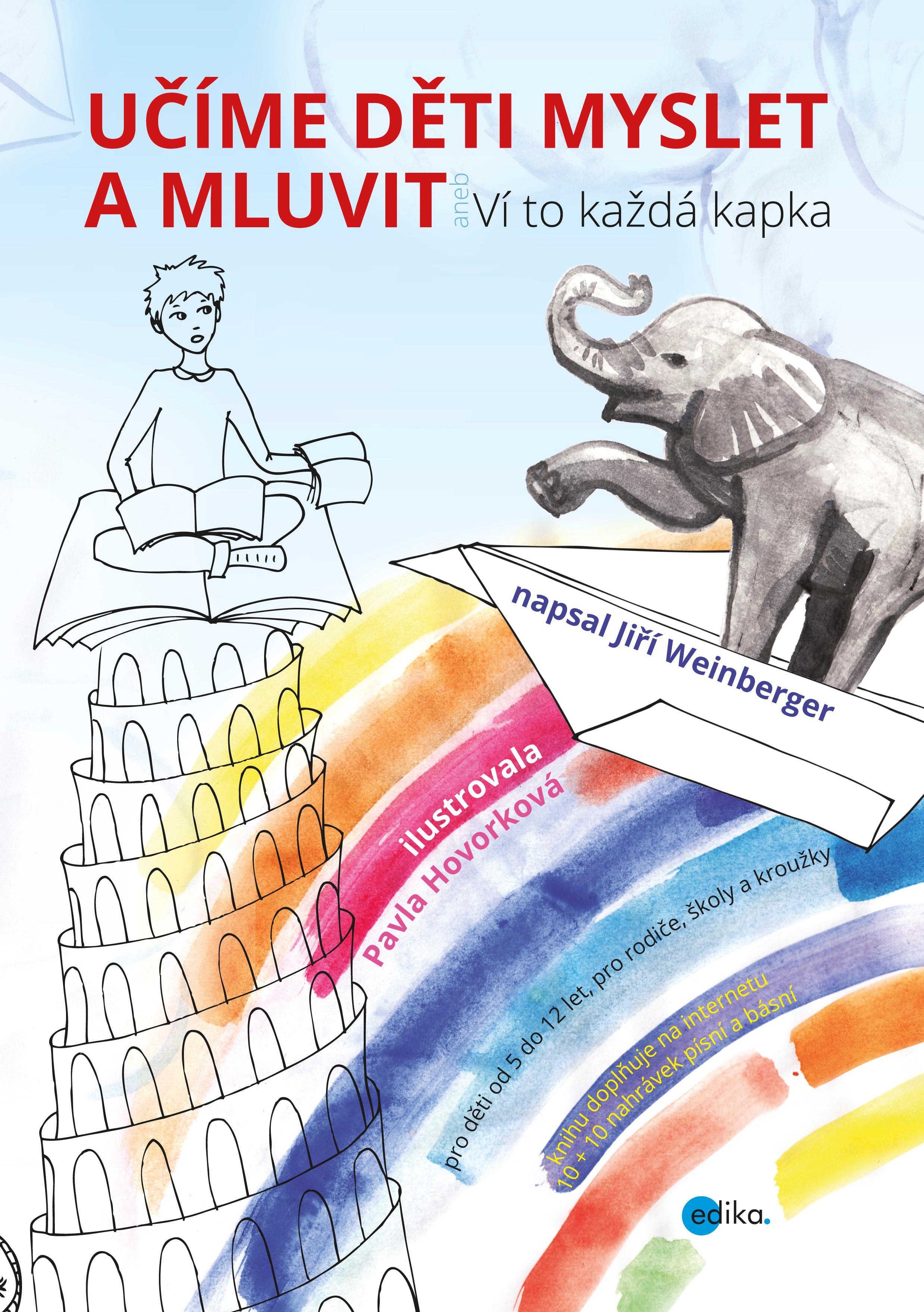 Učíme děti myslet a mluvit | Pavla Hovorková, Jiří Weinberger