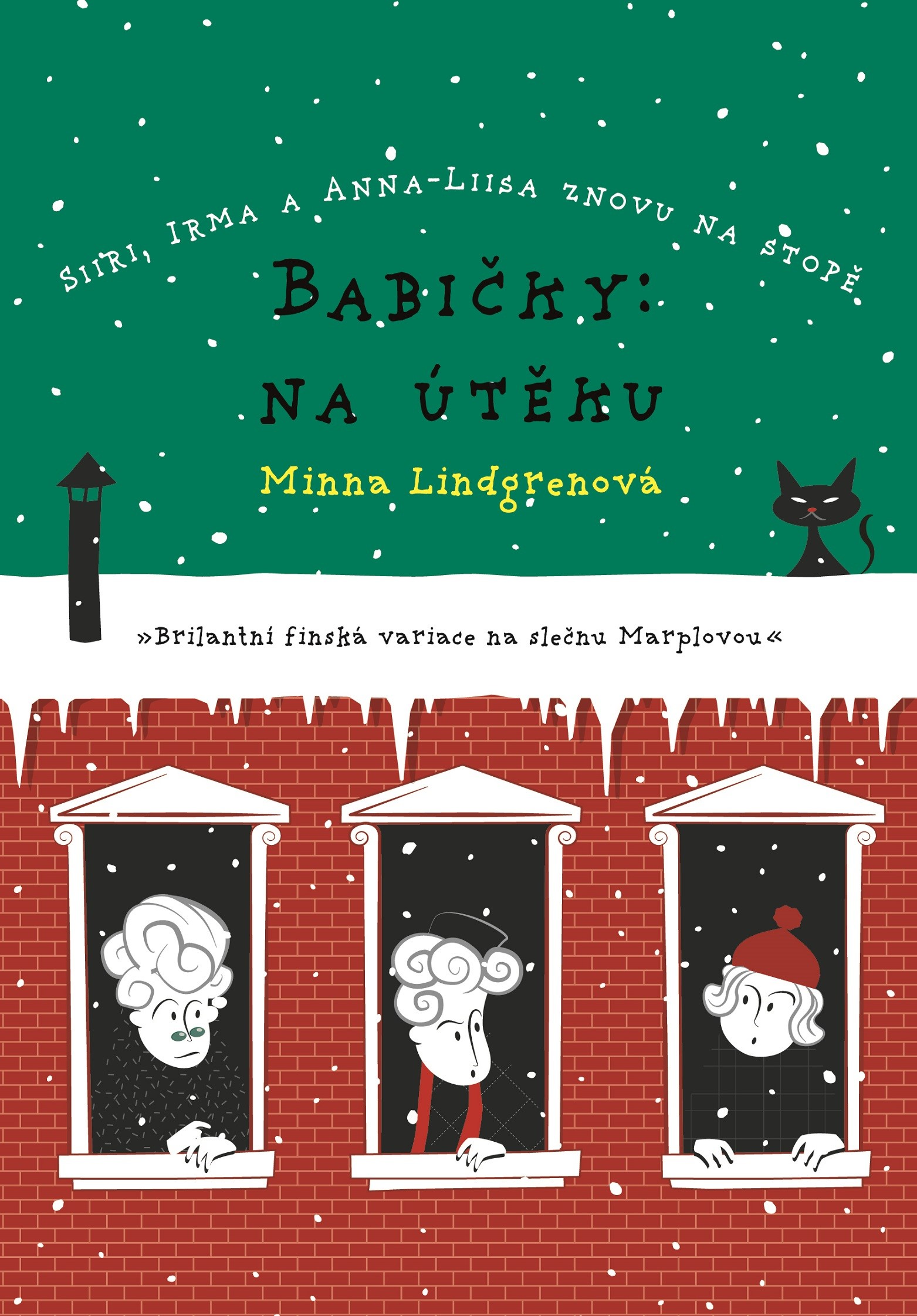 Babičky: Na útěku | Minna Lindgrenová