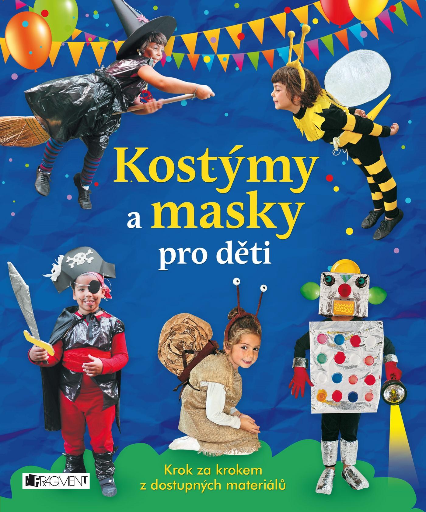 Kostýmy a masky pro děti | Irene Mazza