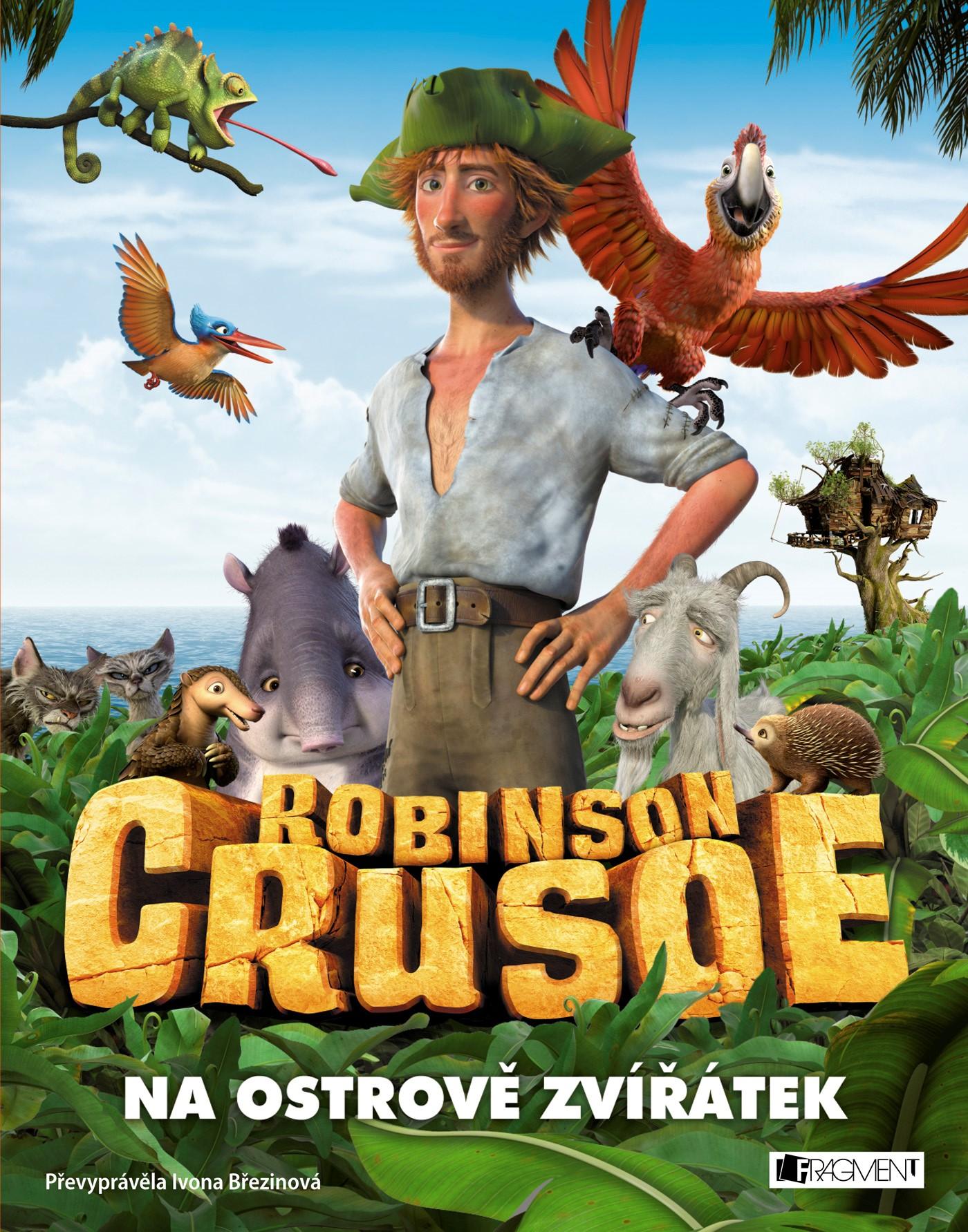 Robinson Crusoe - Na ostrově zvířátek | Ivona Březinová