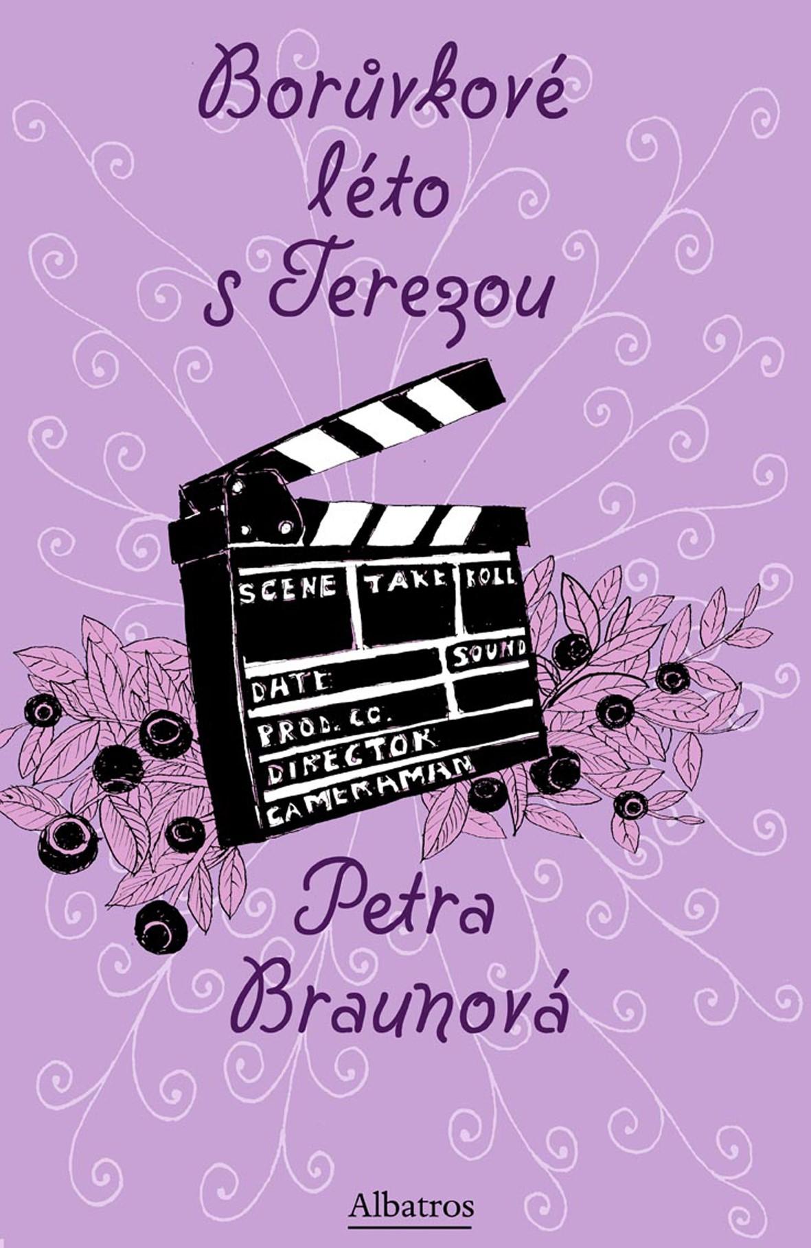 Borůvkové léto s Terezou | Petra Braunová