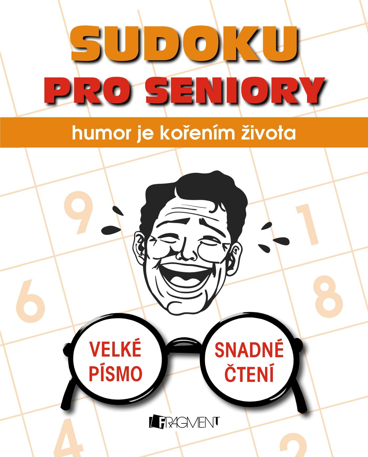 Sudoku pro seniory – humor je kořením života