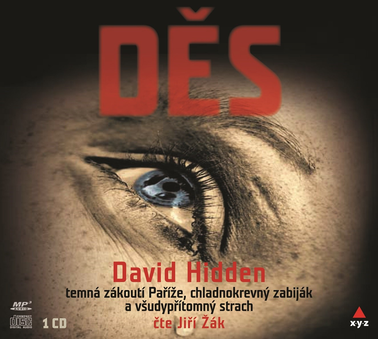 Děs (audiokniha) | David Hidden