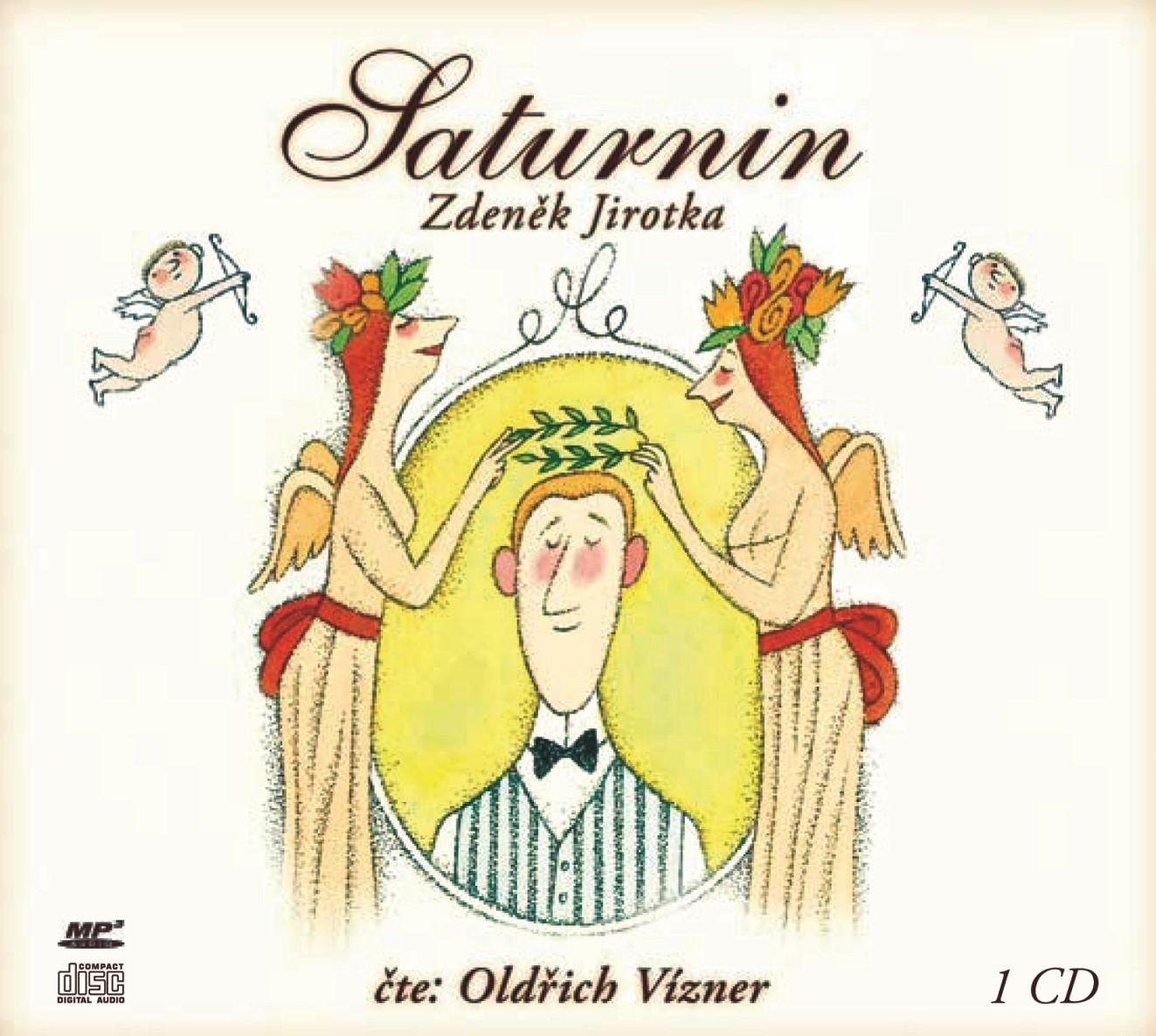 Saturnin (audiokniha)   Zděněk Jirotka