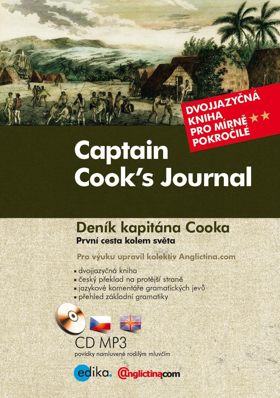 Deník kapitána Cooka | Anglictina.com