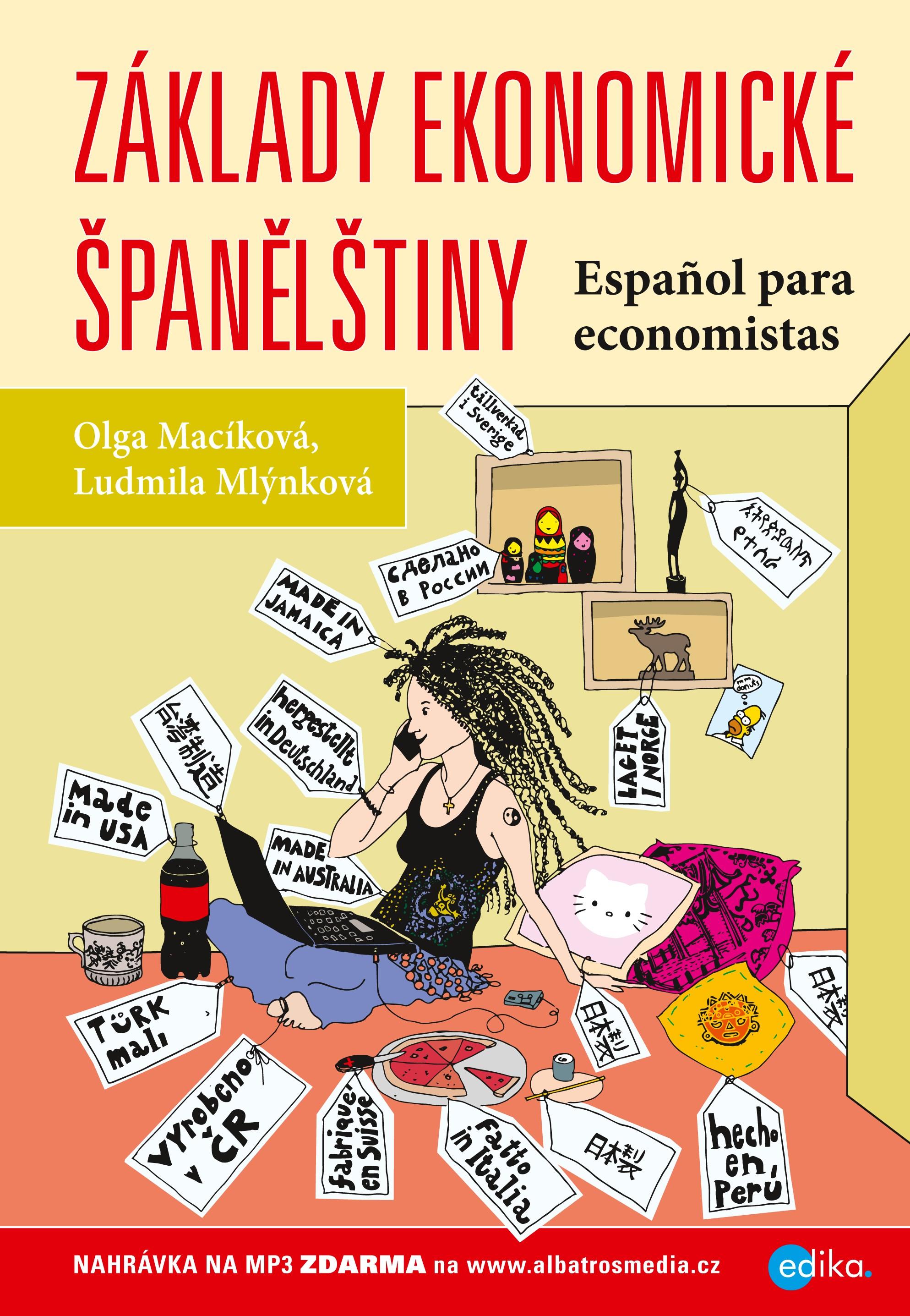 Základy ekonomické španělštiny | Olga Macíková, Ludmila Mlýnková