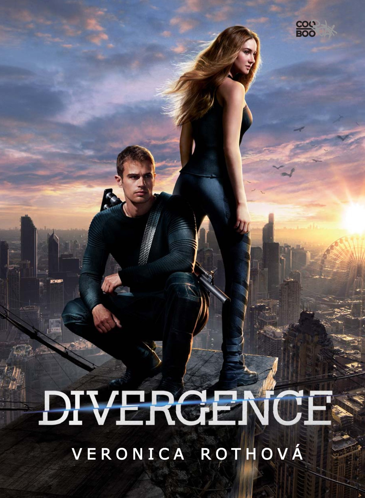 Divergence - filmové vydání   Veronica Rothová