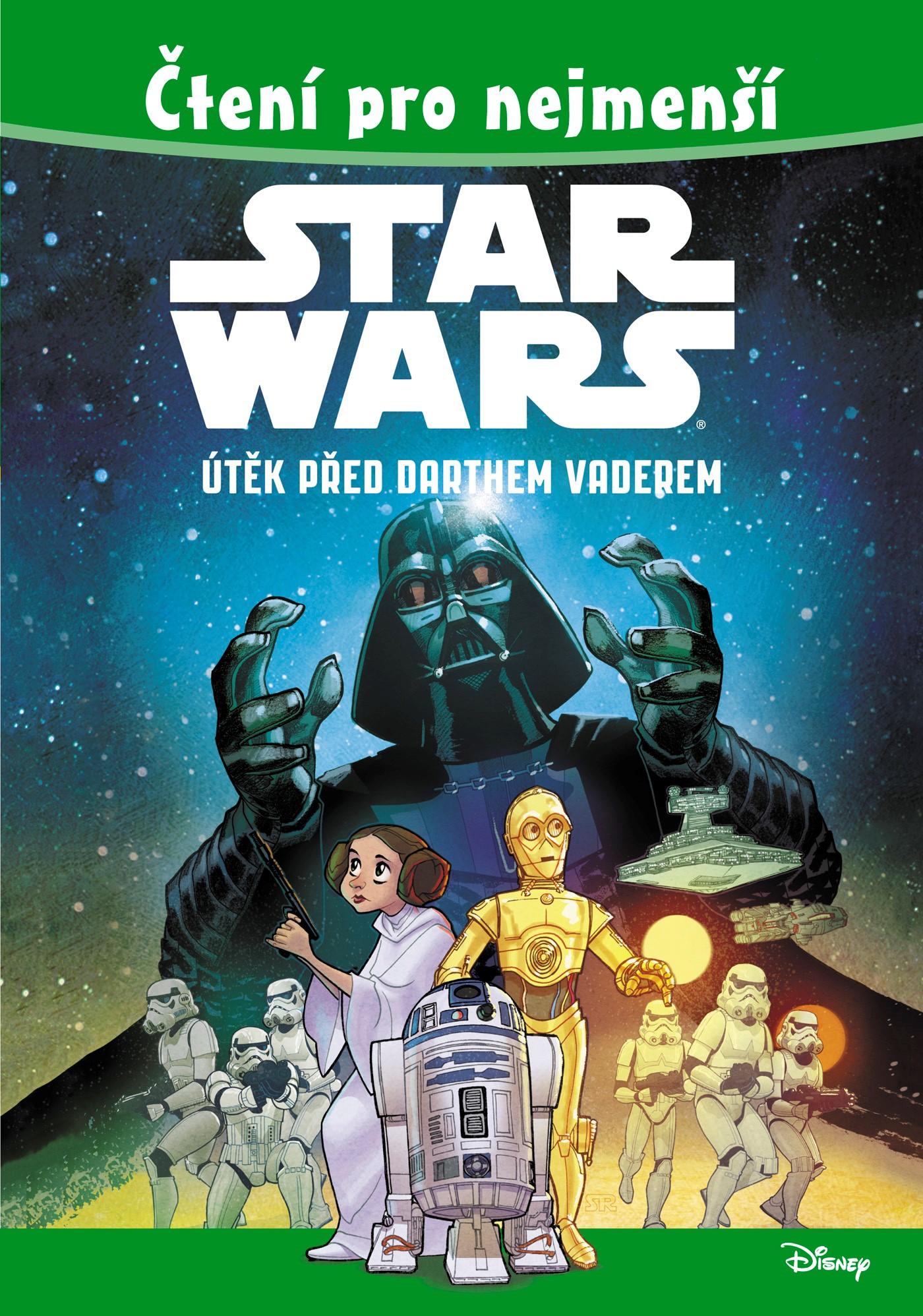 Star Wars - Útěk před Darthem Vaderem   Michael Siglain