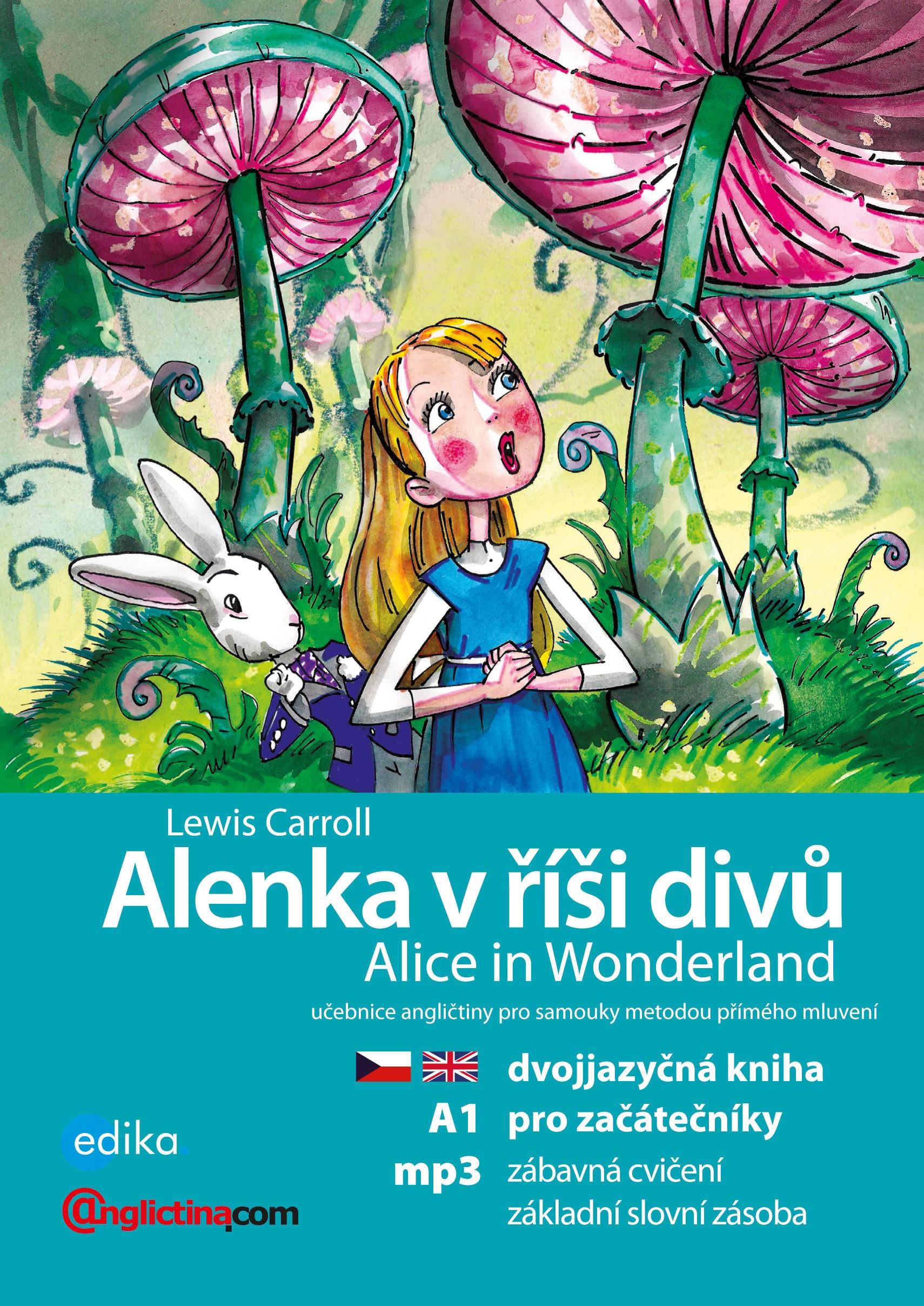 Alenka v říší divů A1/A2 | Anglictina.com