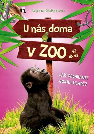 U nás doma v ZOO: Jak zachránit gorilí mládě?