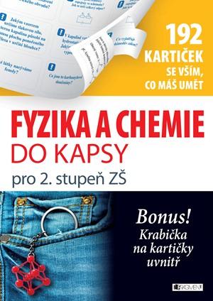 Marie Vlková, Jan Řasa – Fyzika a chemie do kapsy pro 2. stup. ZŠ  (192 kartiček)