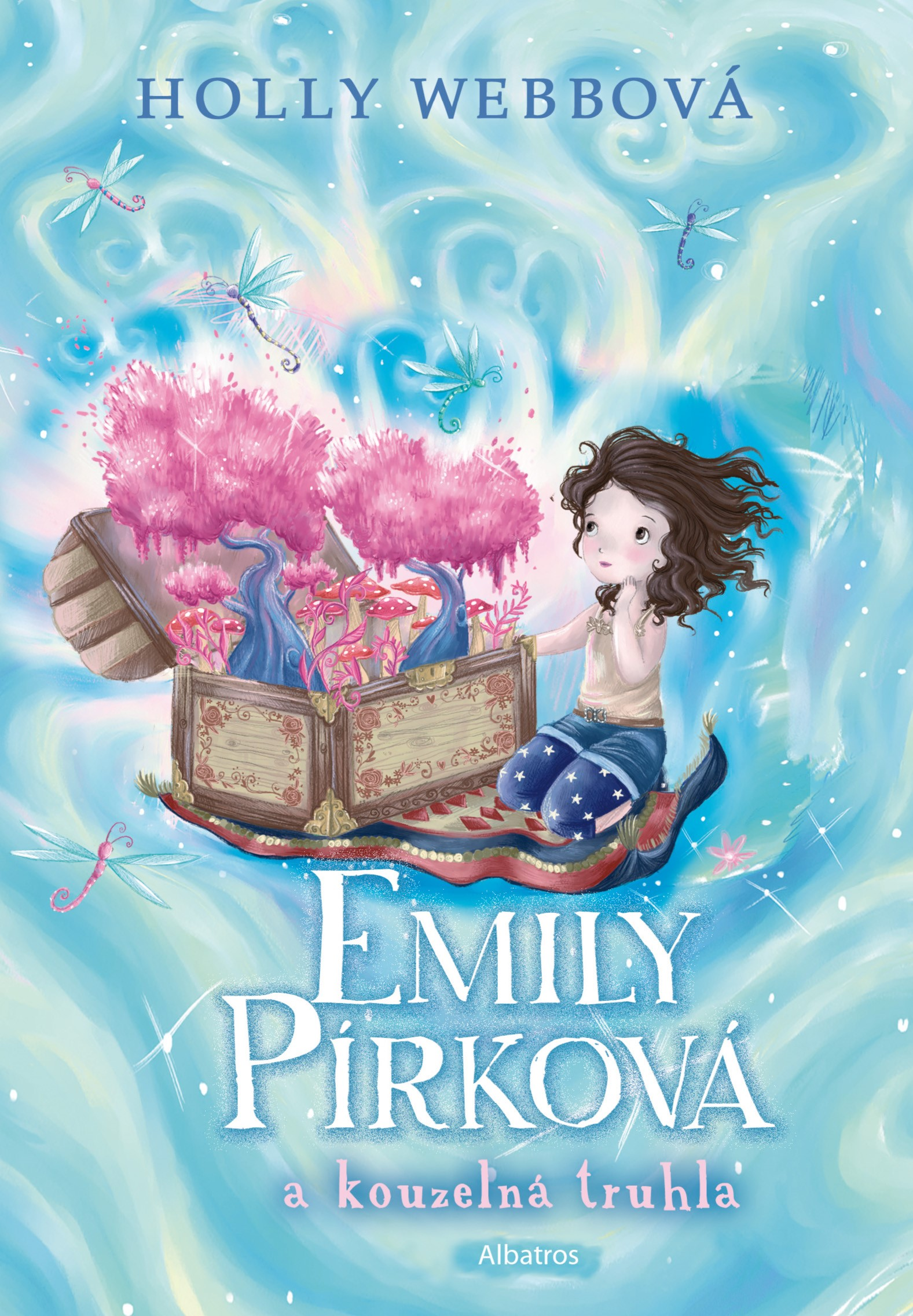 Emily Pírková a kouzelná truhla | Holly Webbová