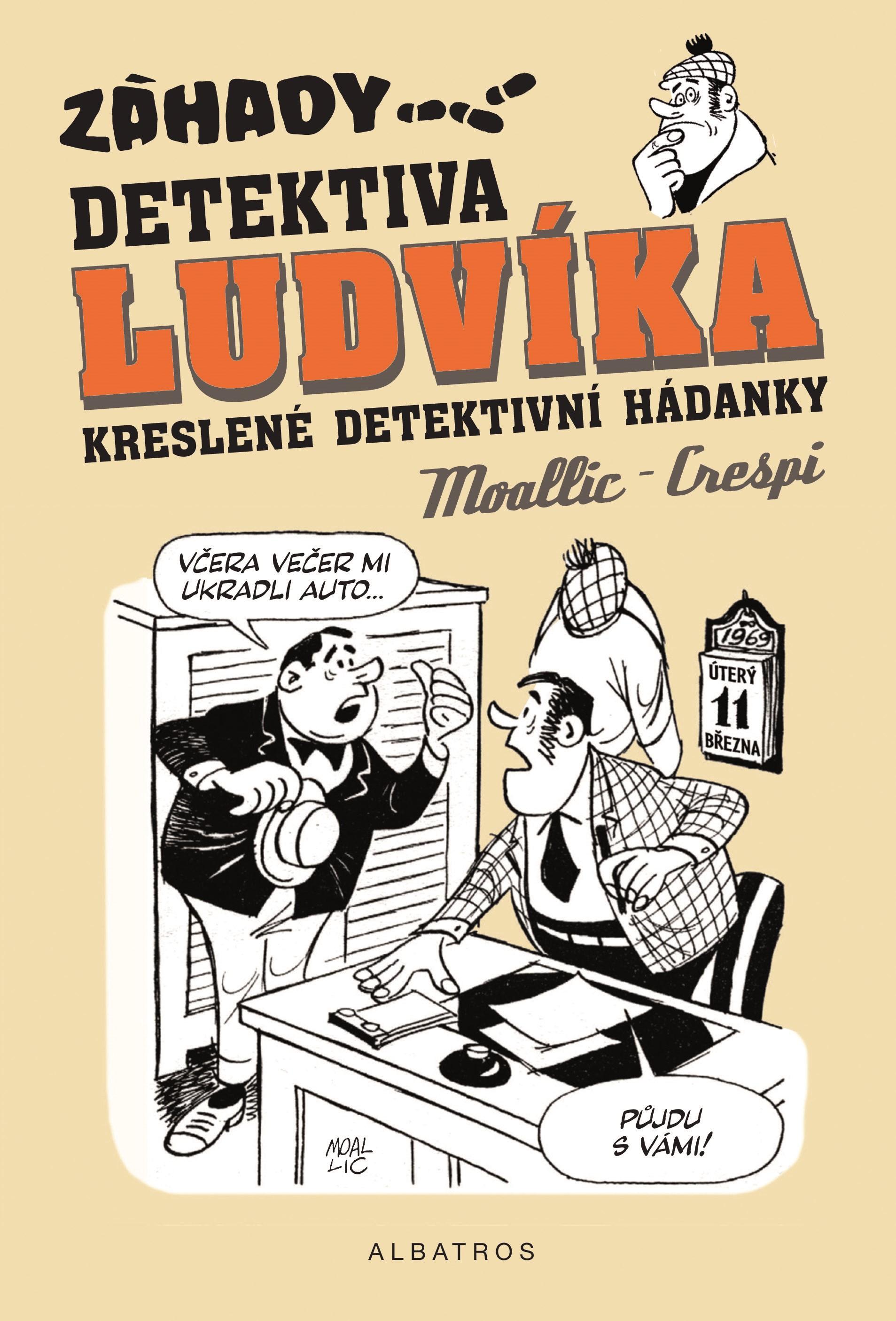 Zahady Detektiva Ludvika Albatrosmedia Cz