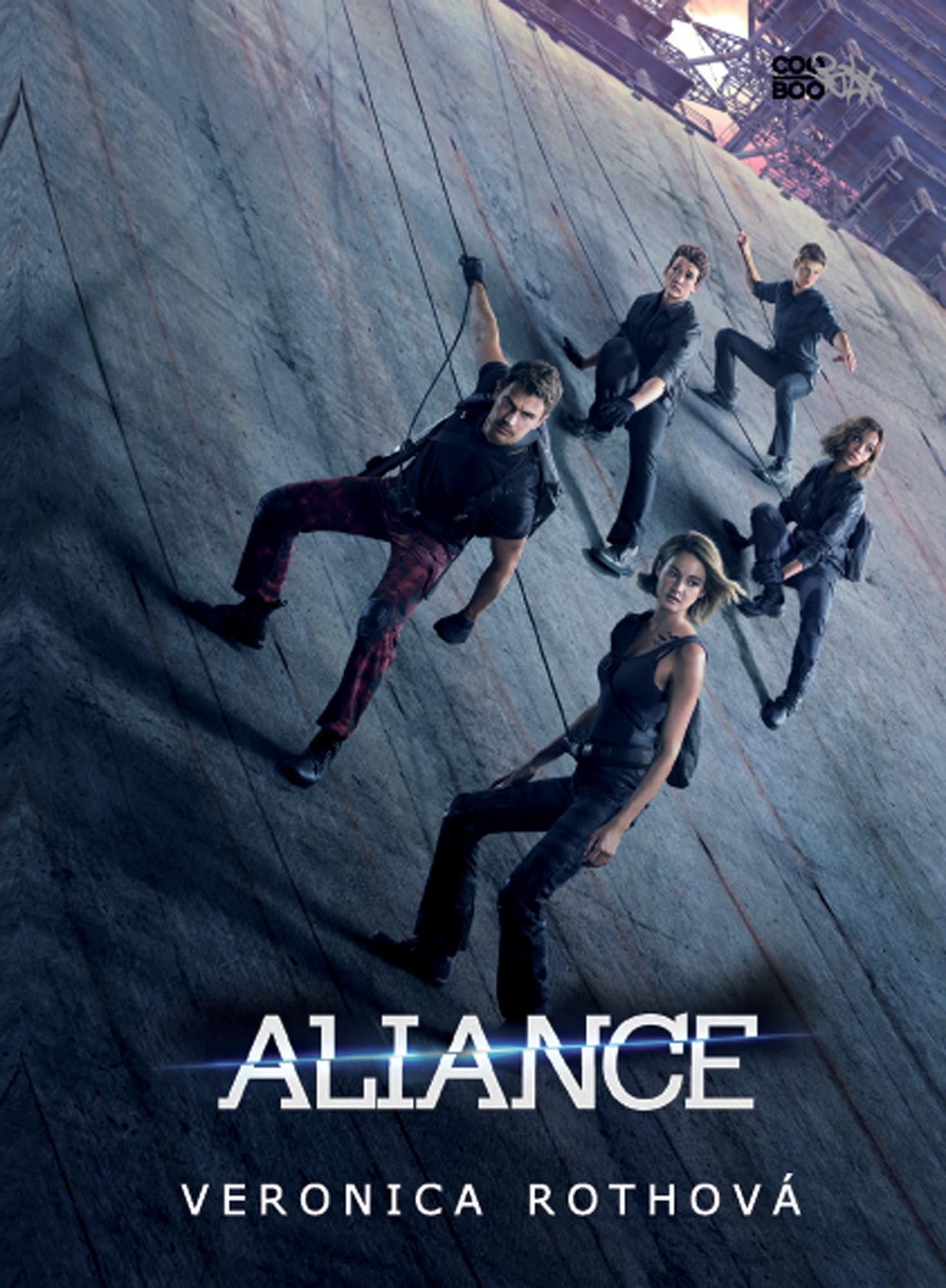 Aliance - filmové vydání   Veronica Rothová