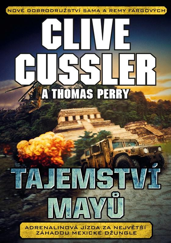 Tajemství Mayů | Clive Cussler