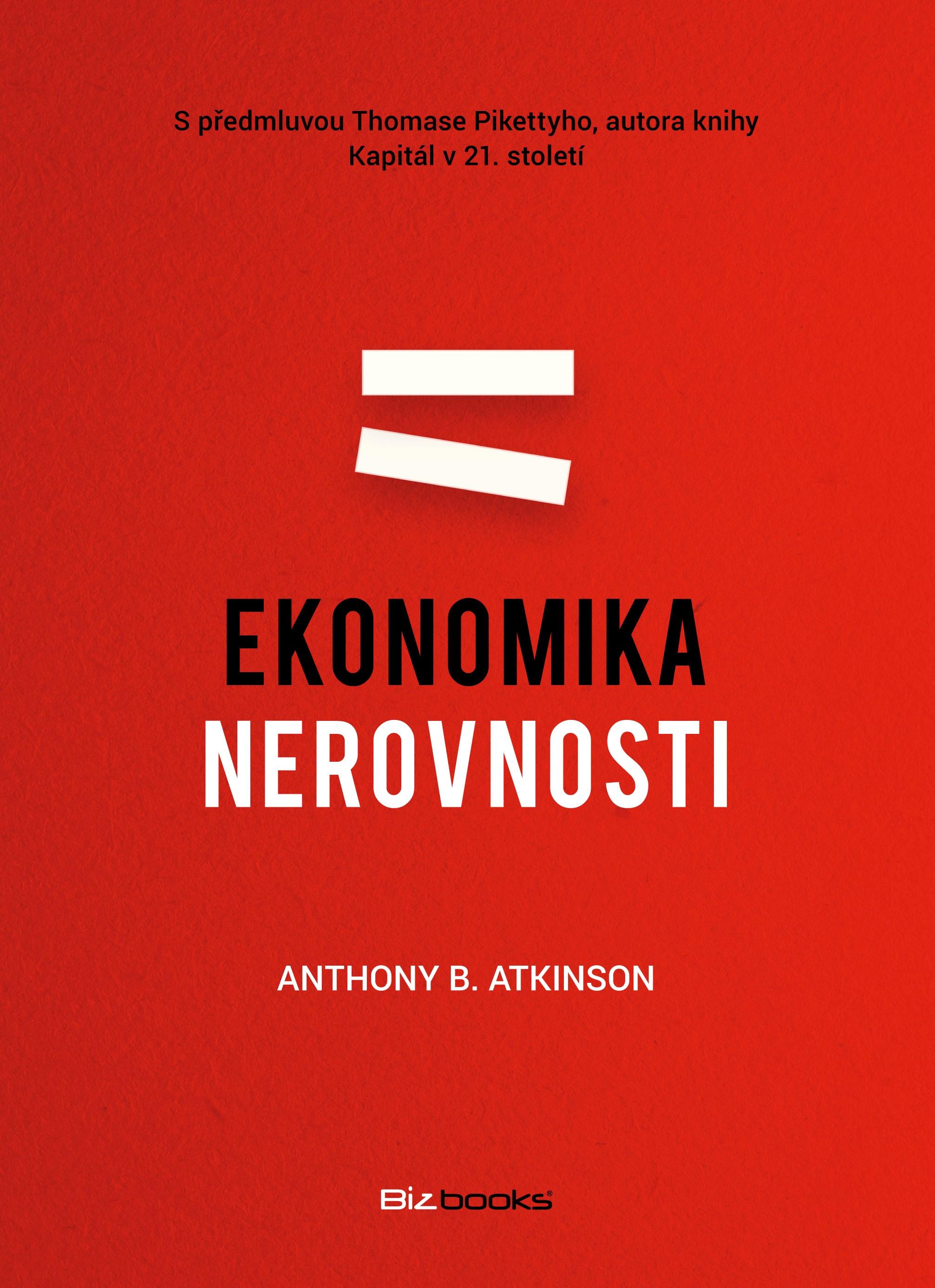 Ekonomika nerovnosti | Anthony B. Atkinson