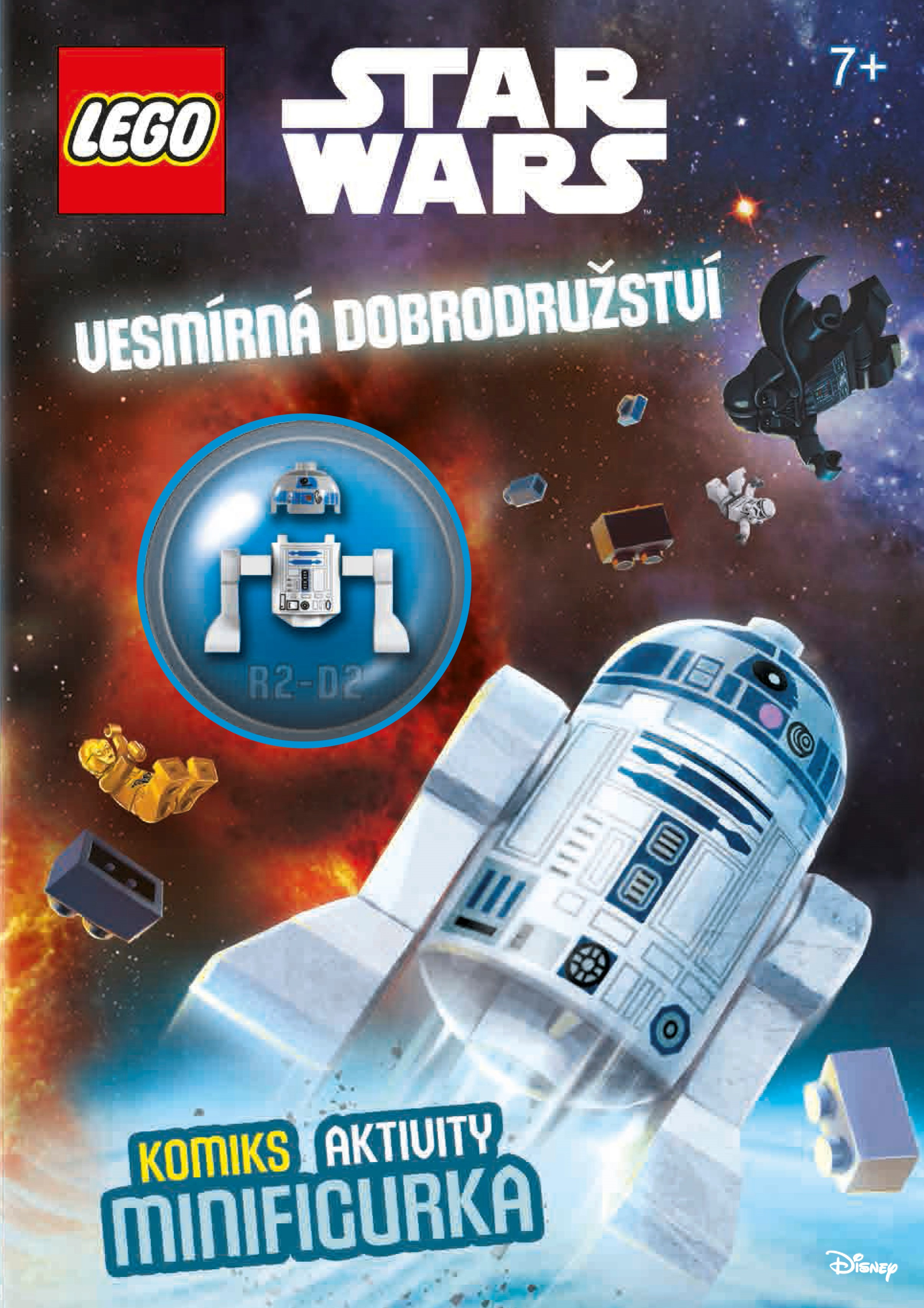 LEGO® Star Wars Vesmírná dobrodružství | kolektiv
