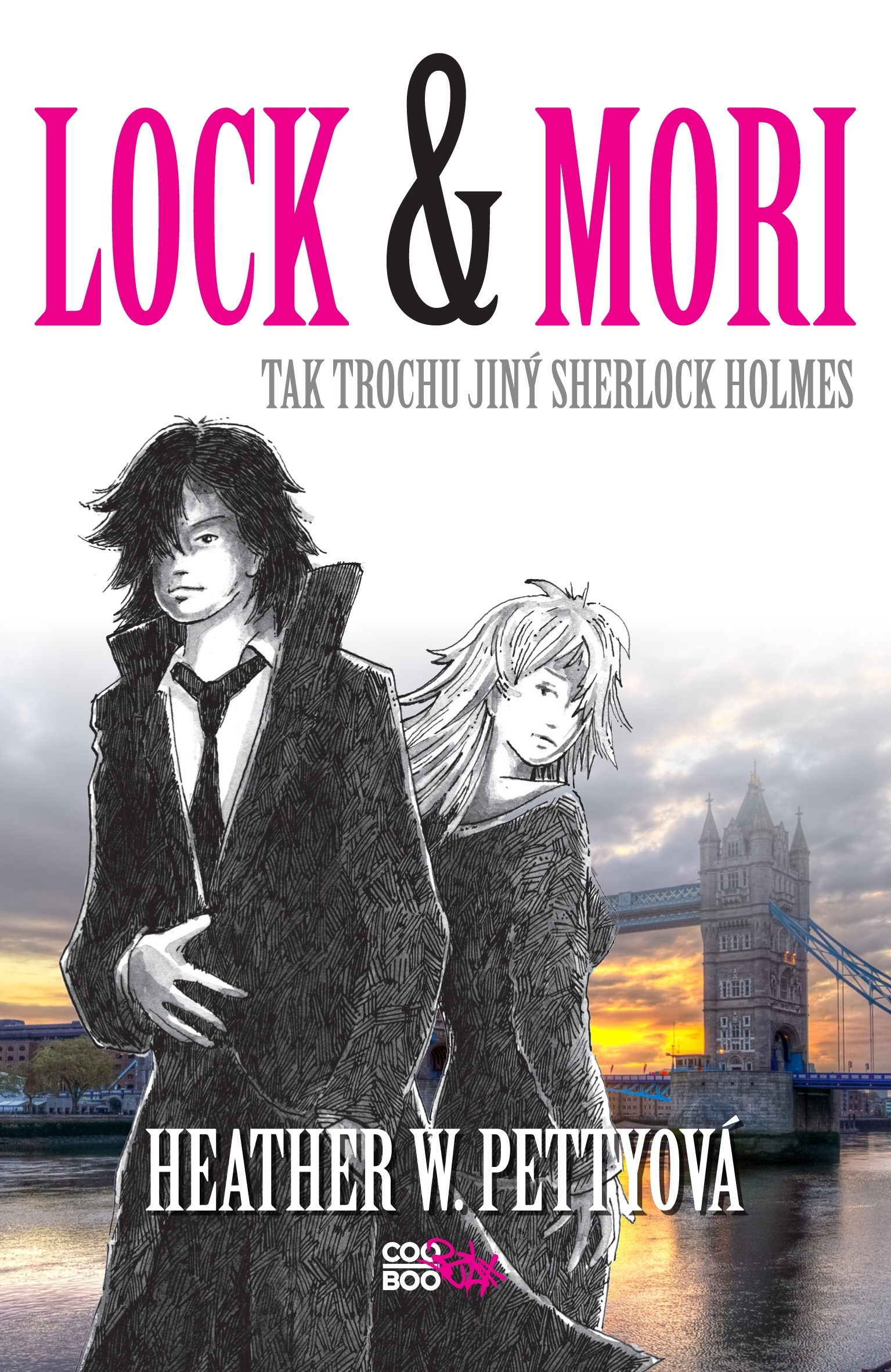 Lock & Mori | Heather Pettyová