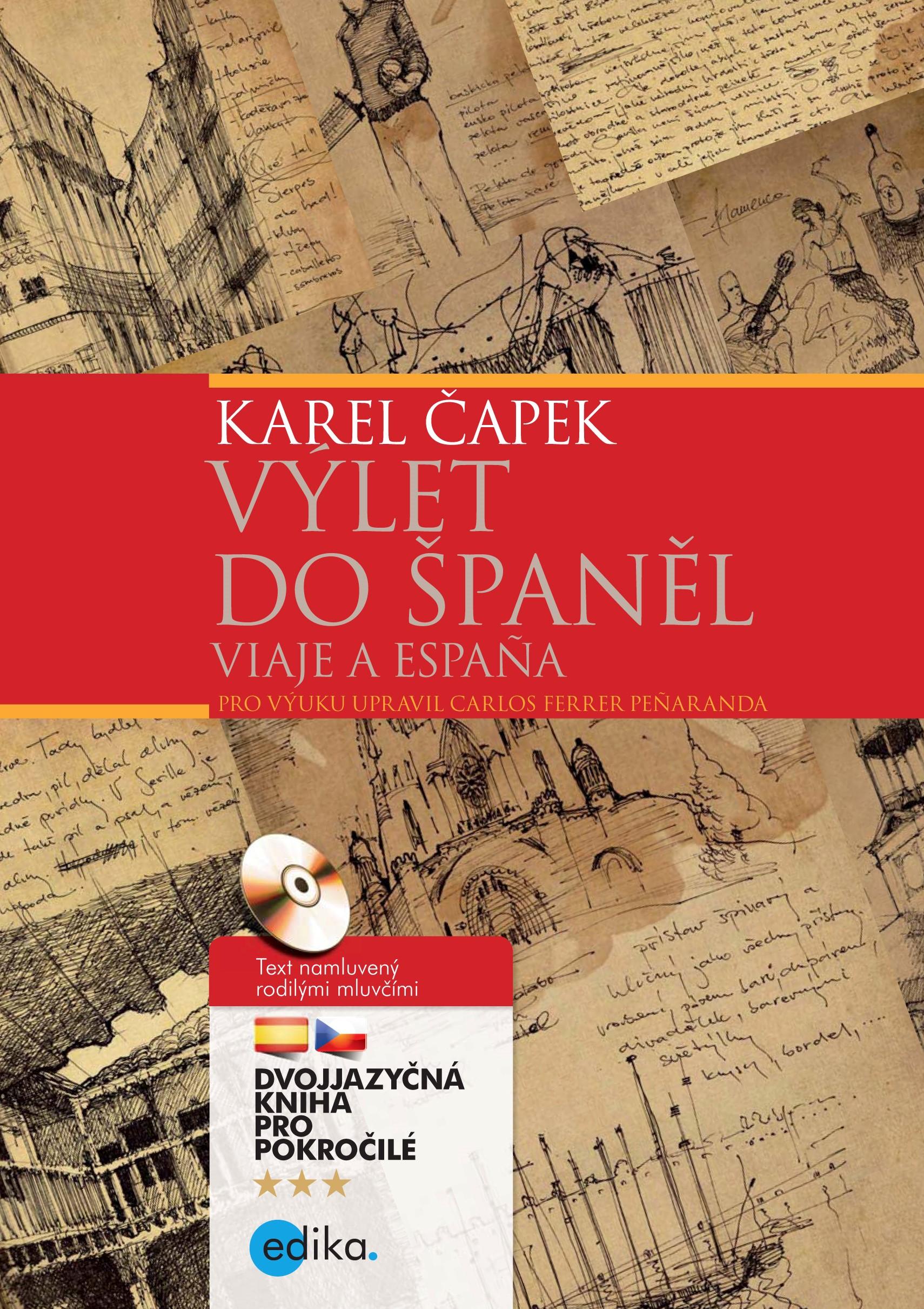 Výlet do Španěl   Karel Čapek