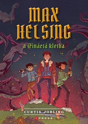 Max Helsing a Třináctá kletba | Curtis Jobling, Curtis Jobling