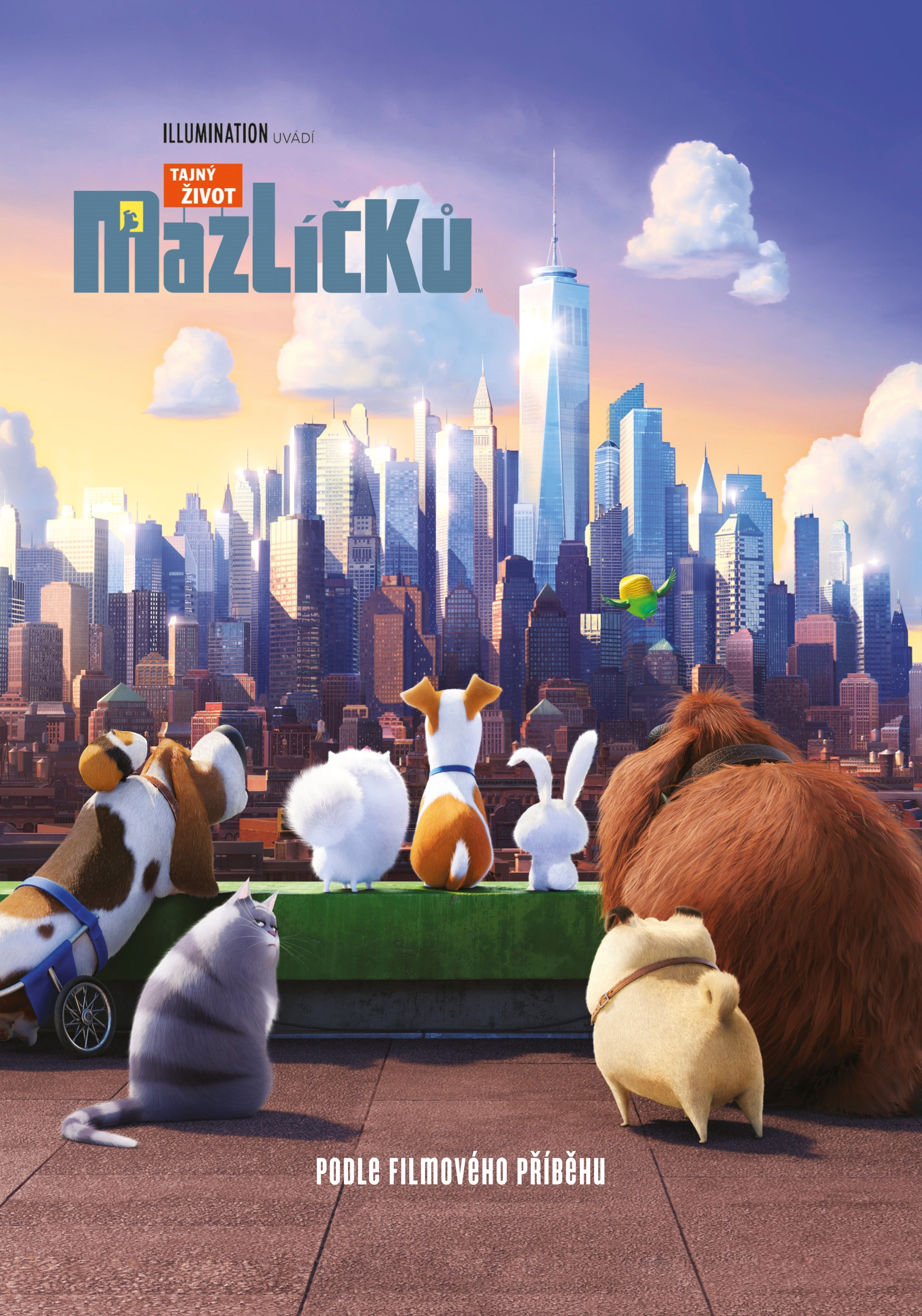 Tajný život mazlíčků | David Lewman, Universal Studios
