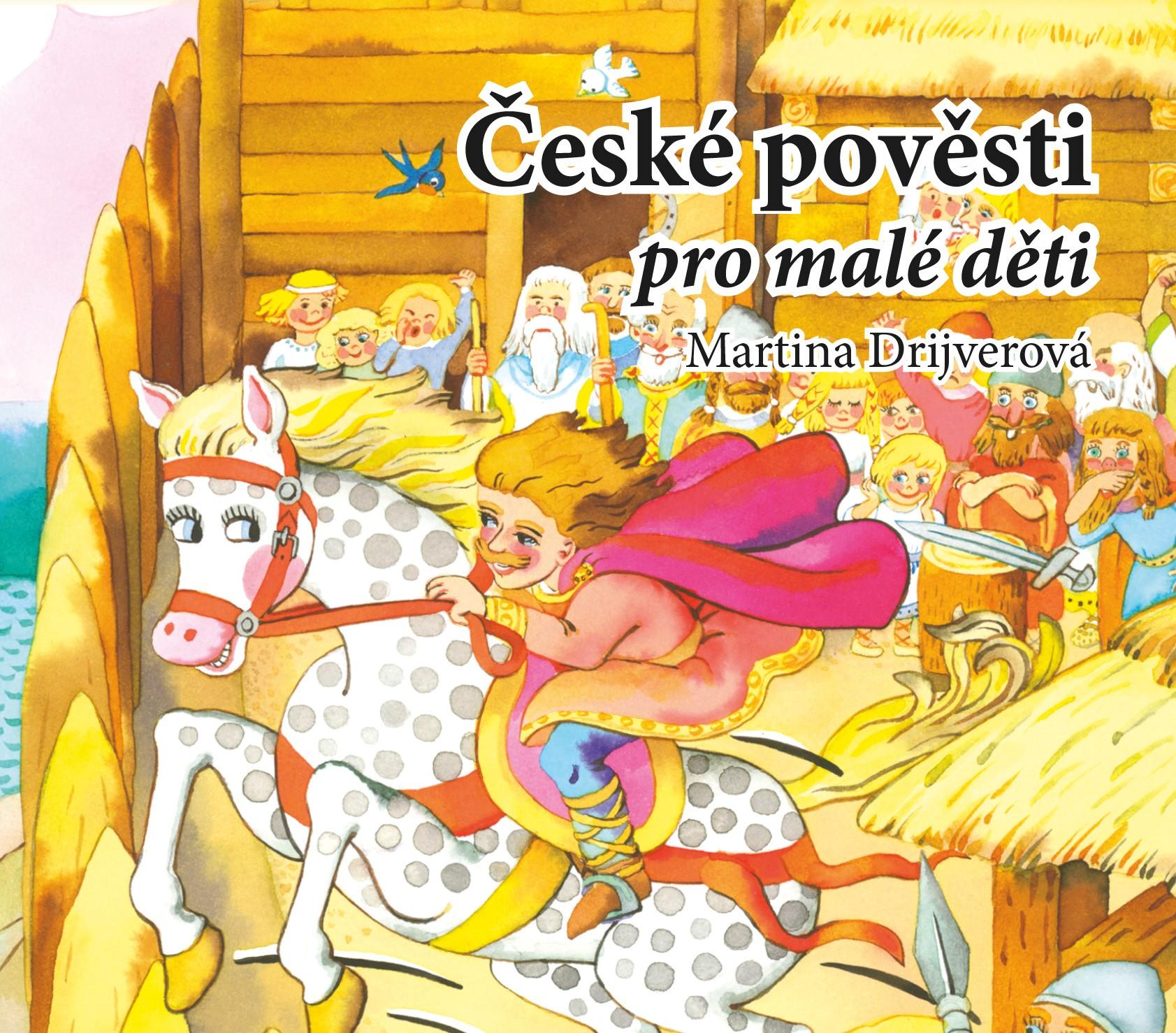 CD ČESKÉ POVĚSTI PRO MALÉ DĚTI