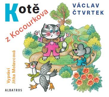 Kotě z Kocourkova (audiokniha)