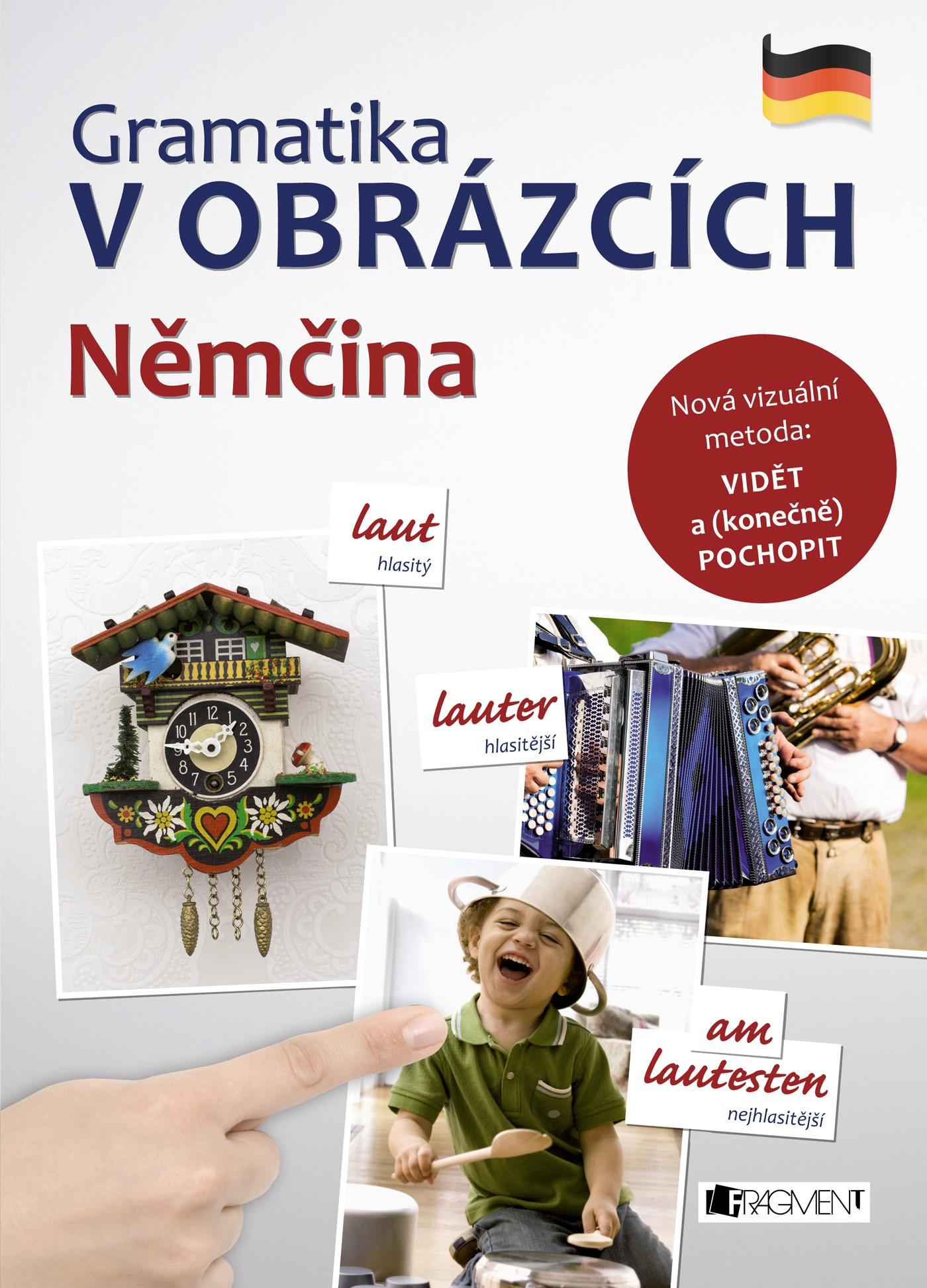 Gramatika v obrázcích - Němčina