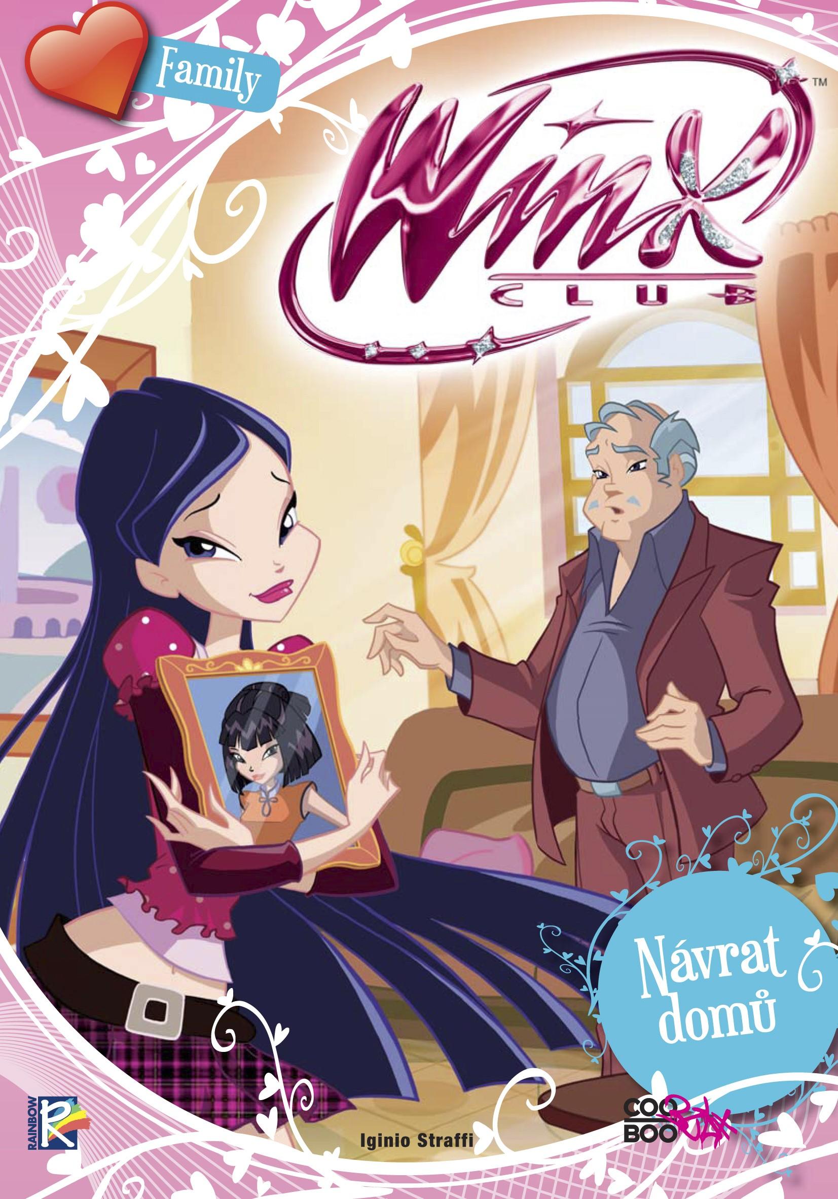 Winx Family - Návrat domů | Iginio Straffi