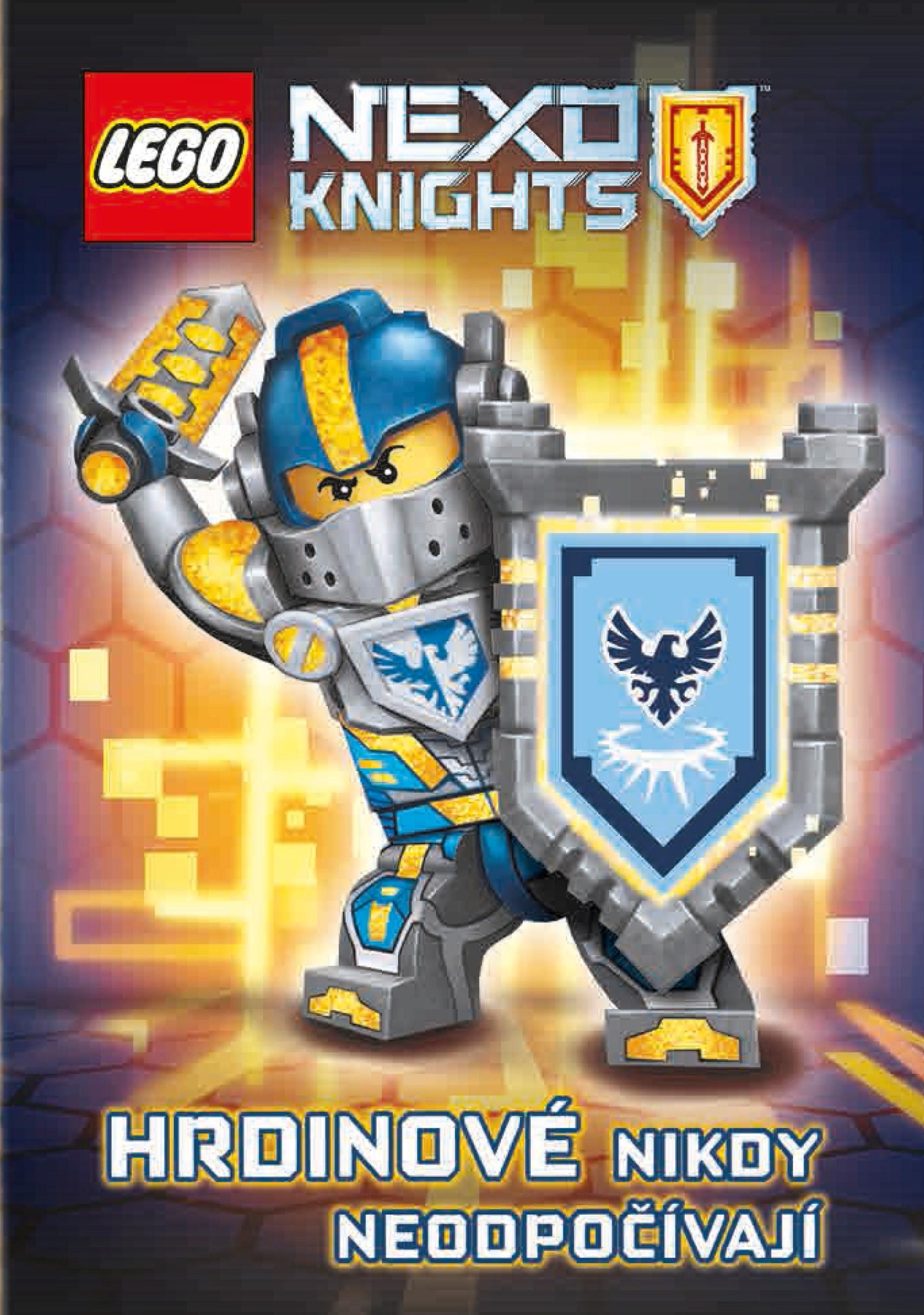 LEGO® NEXO KNIGHTS™ Hrdinové nikdy neodpočívají | kolektiv