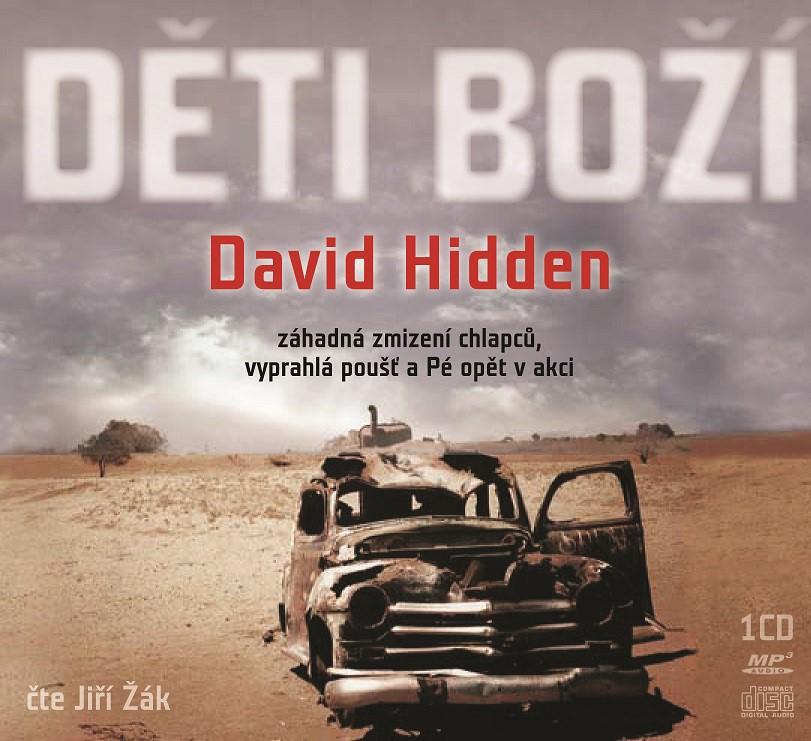Děti boží - audiokniha | David Hidden
