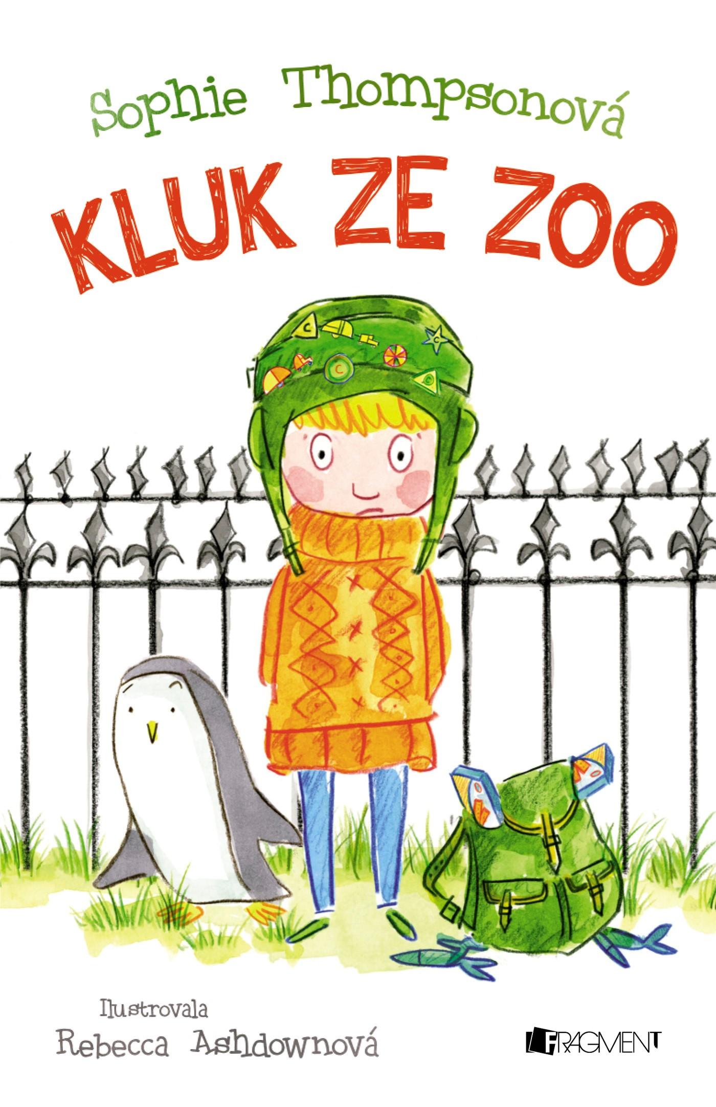 Kluk ze zoo | Sophie Thompsonová