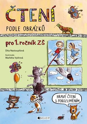 Dita Nastoupilová – Čtení podle obrázků